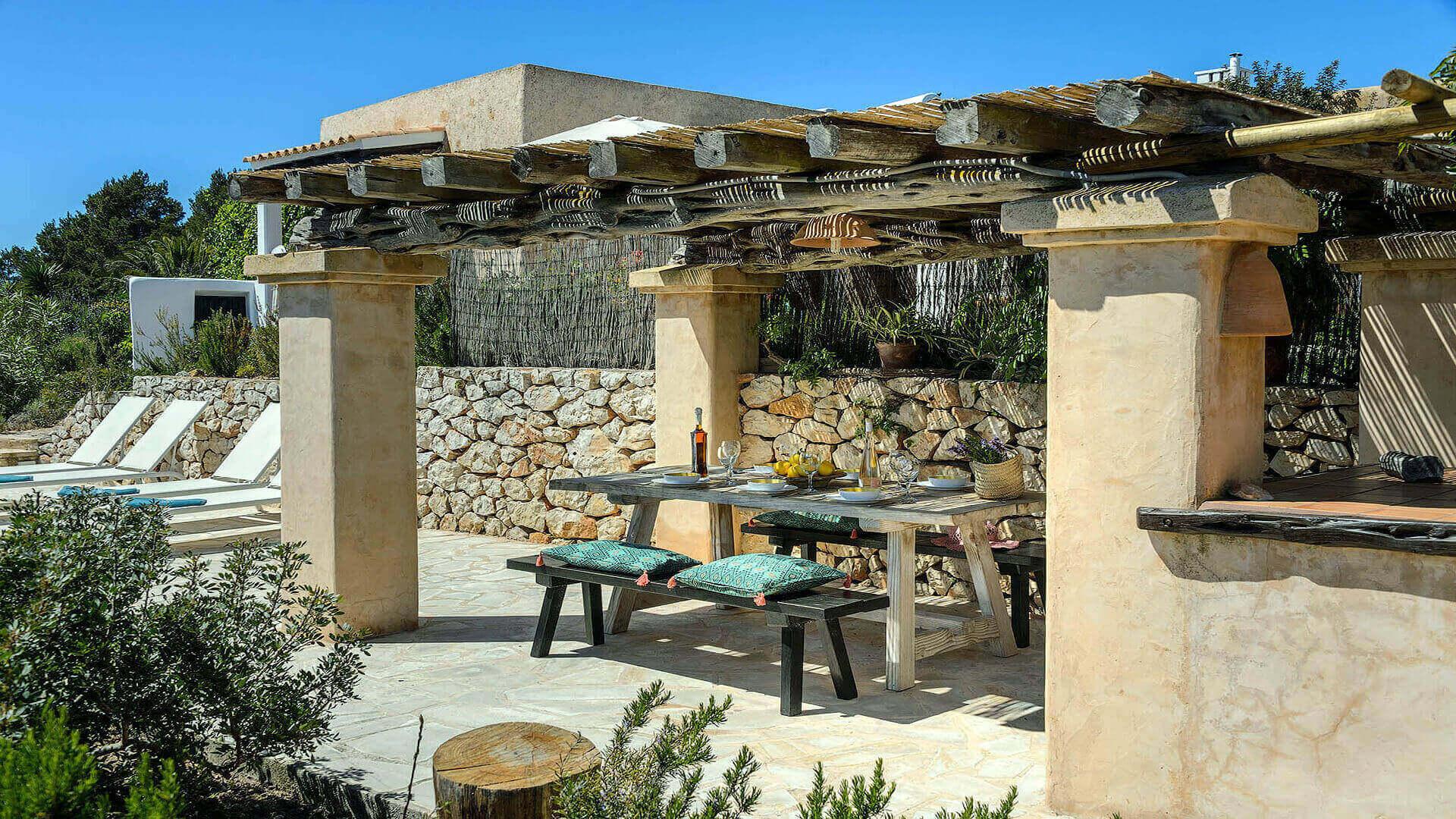 Villa Romero I Ibiza 19 Near Es Cubells