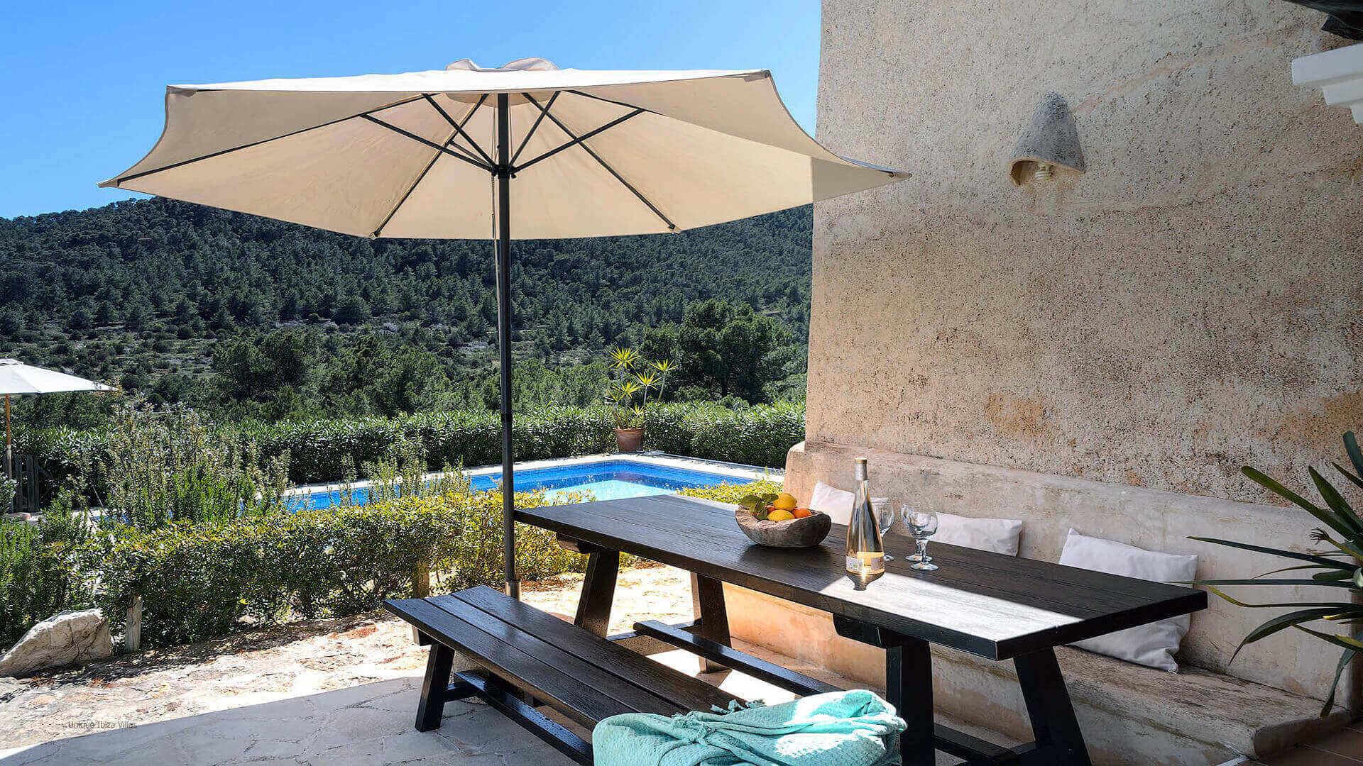 Villa Romero I Ibiza 23 Near Es Cubells
