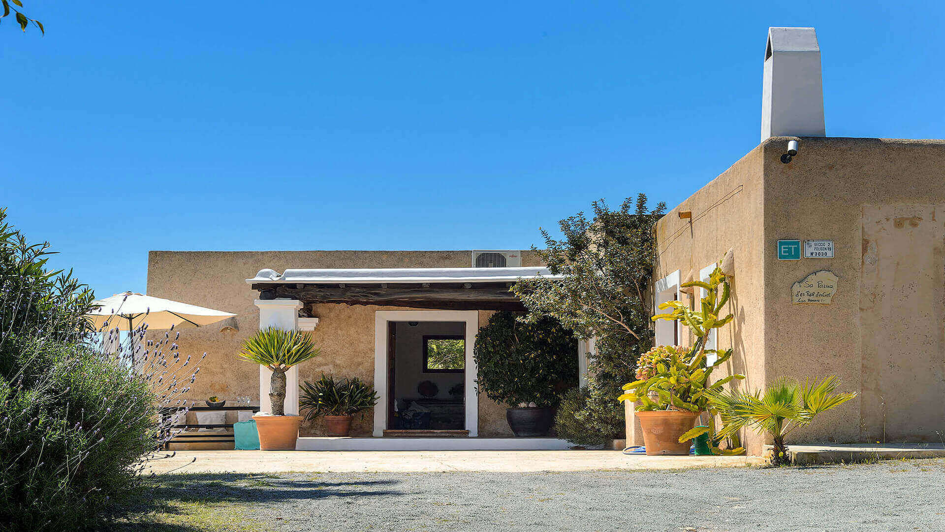 Villa Romero I Ibiza 24 Near Es Cubells