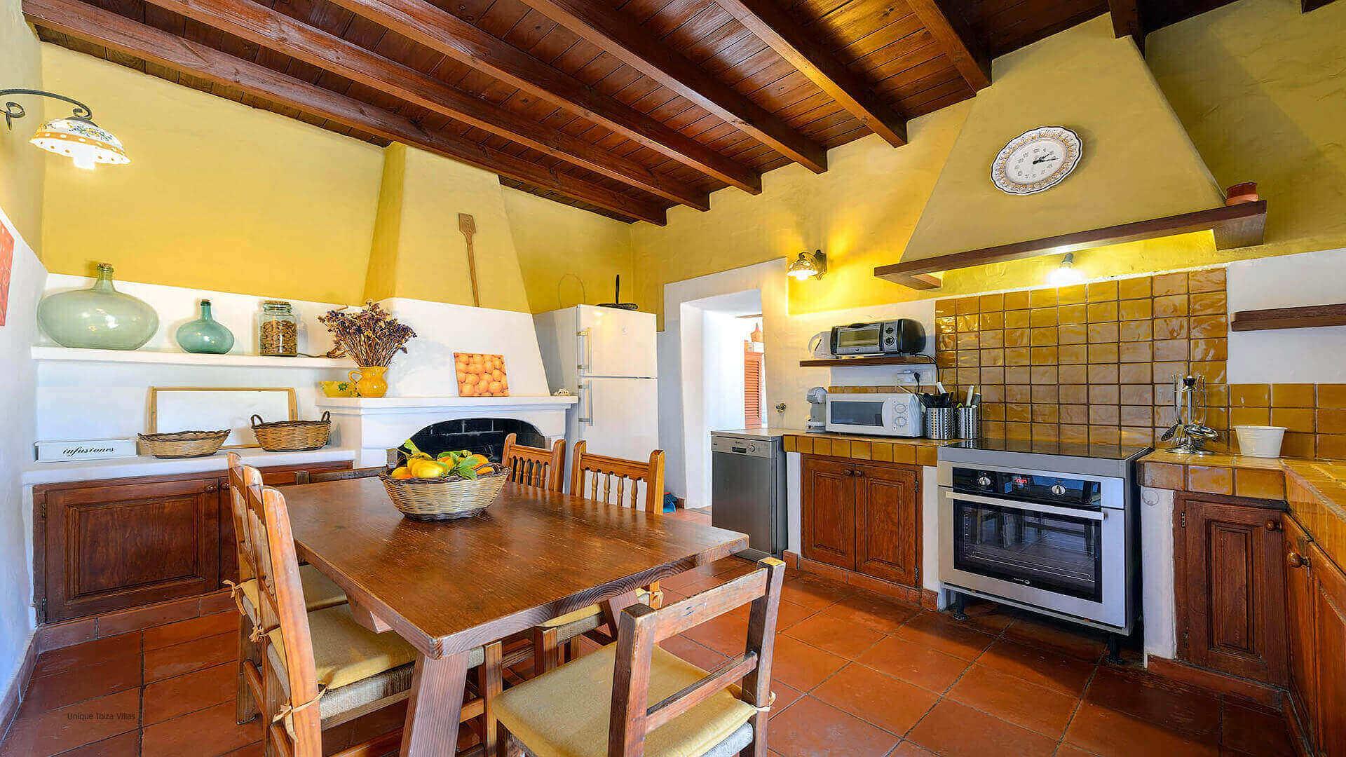 Villa Romero I Ibiza 26 Near Es Cubells