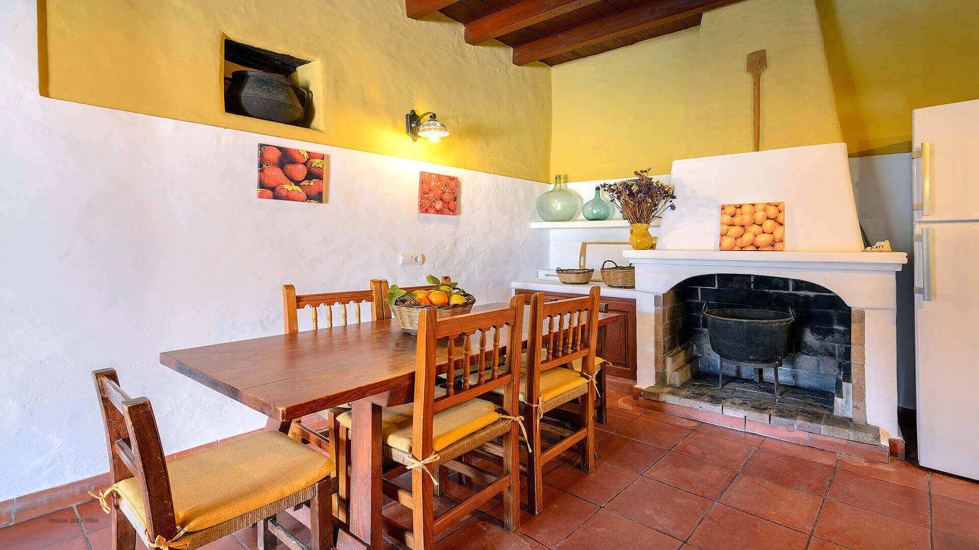 Villa Romero I Ibiza 27 Near Es Cubells
