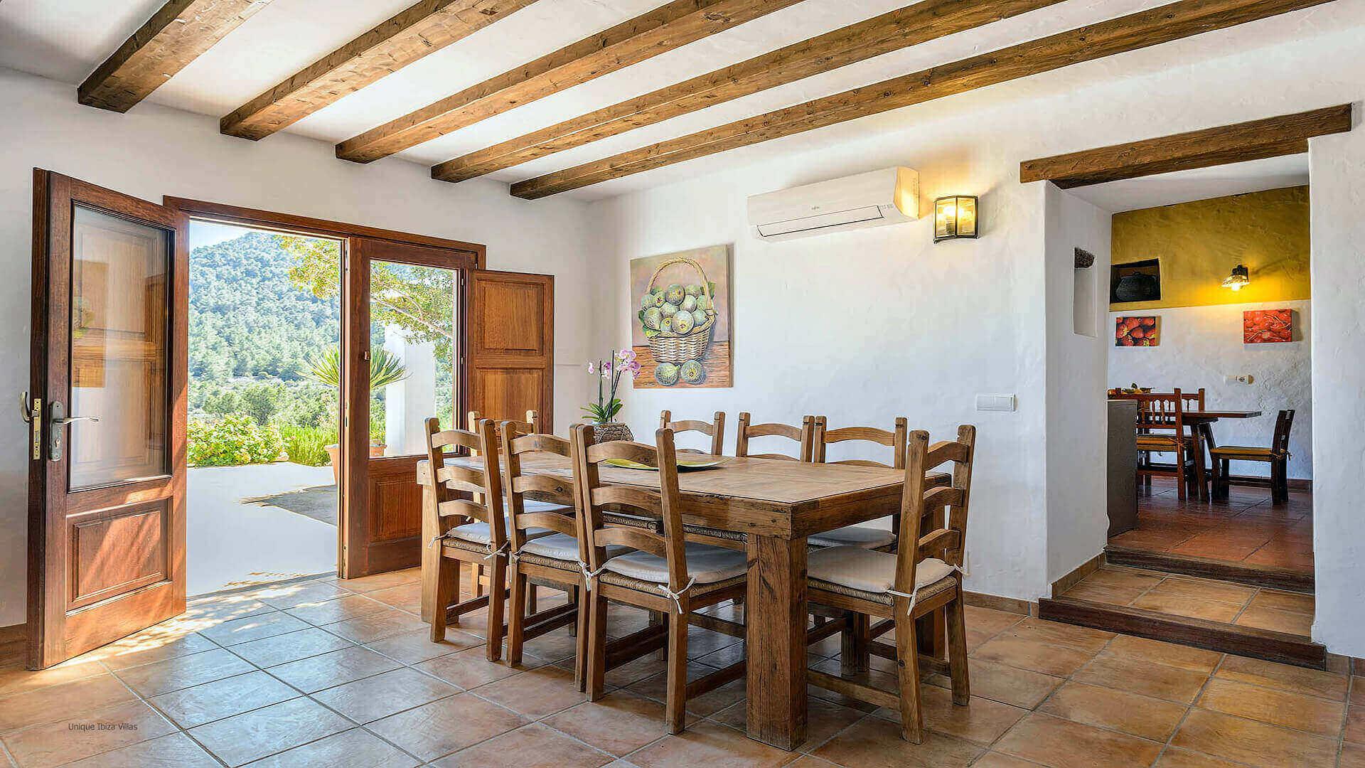Villa Romero I Ibiza 28 Near Es Cubells