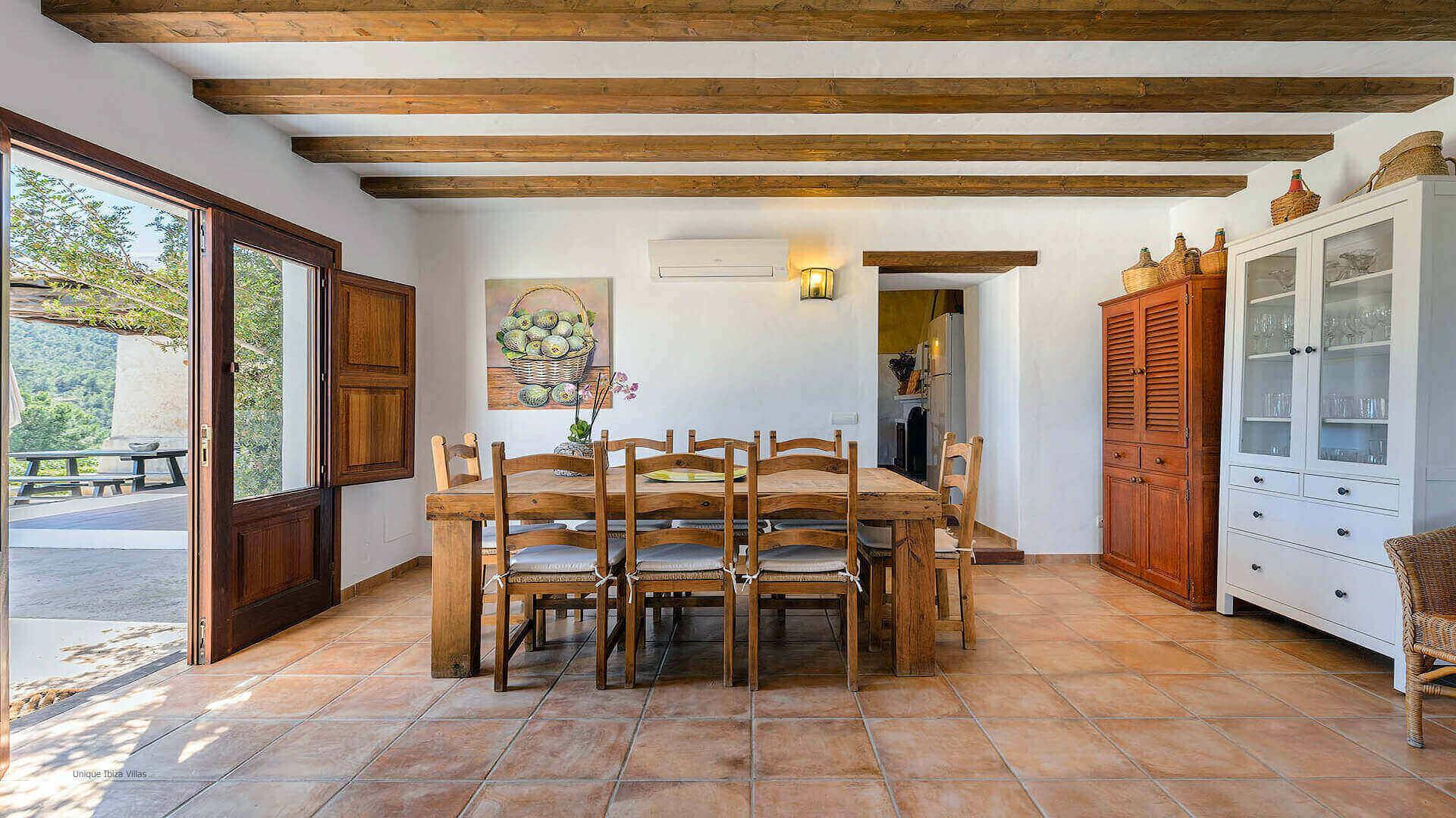Villa Romero I Ibiza 29 Near Es Cubells