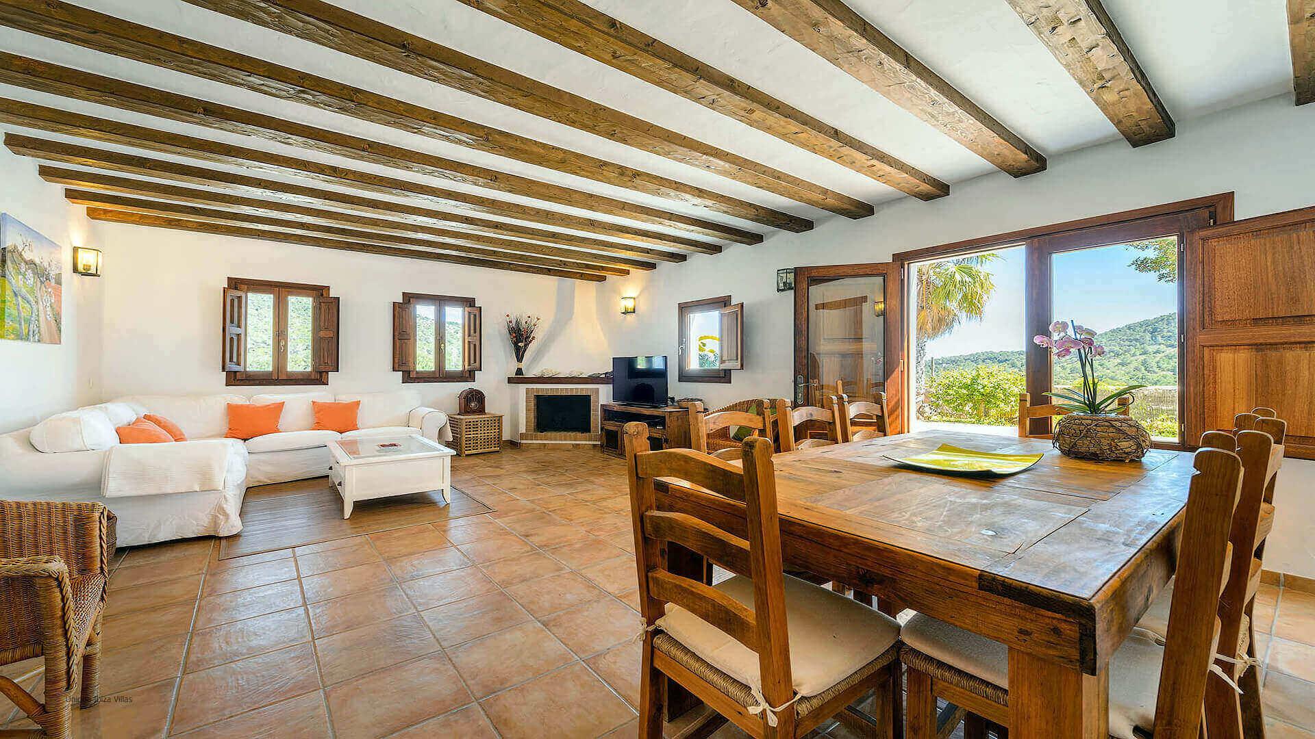 Villa Romero I Ibiza 30 Near Es Cubells