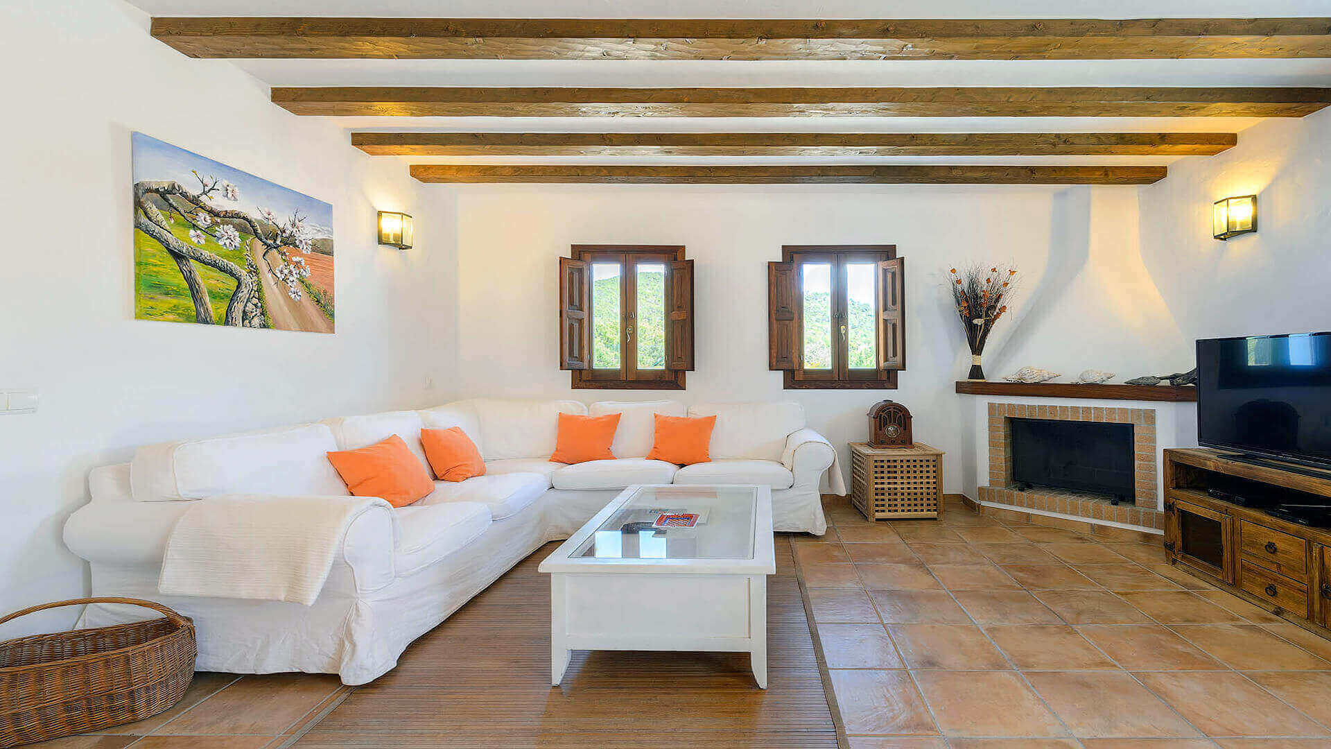 Villa Romero I Ibiza 31 Near Es Cubells