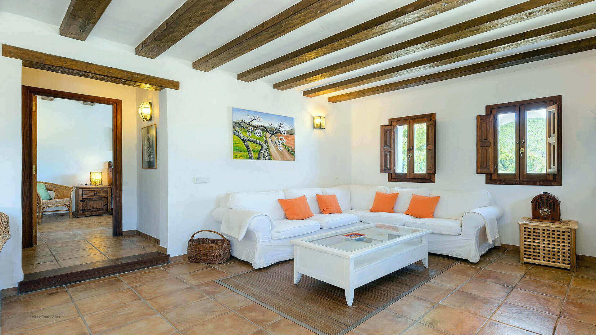 Villa Romero I Ibiza 33 Near Es Cubells