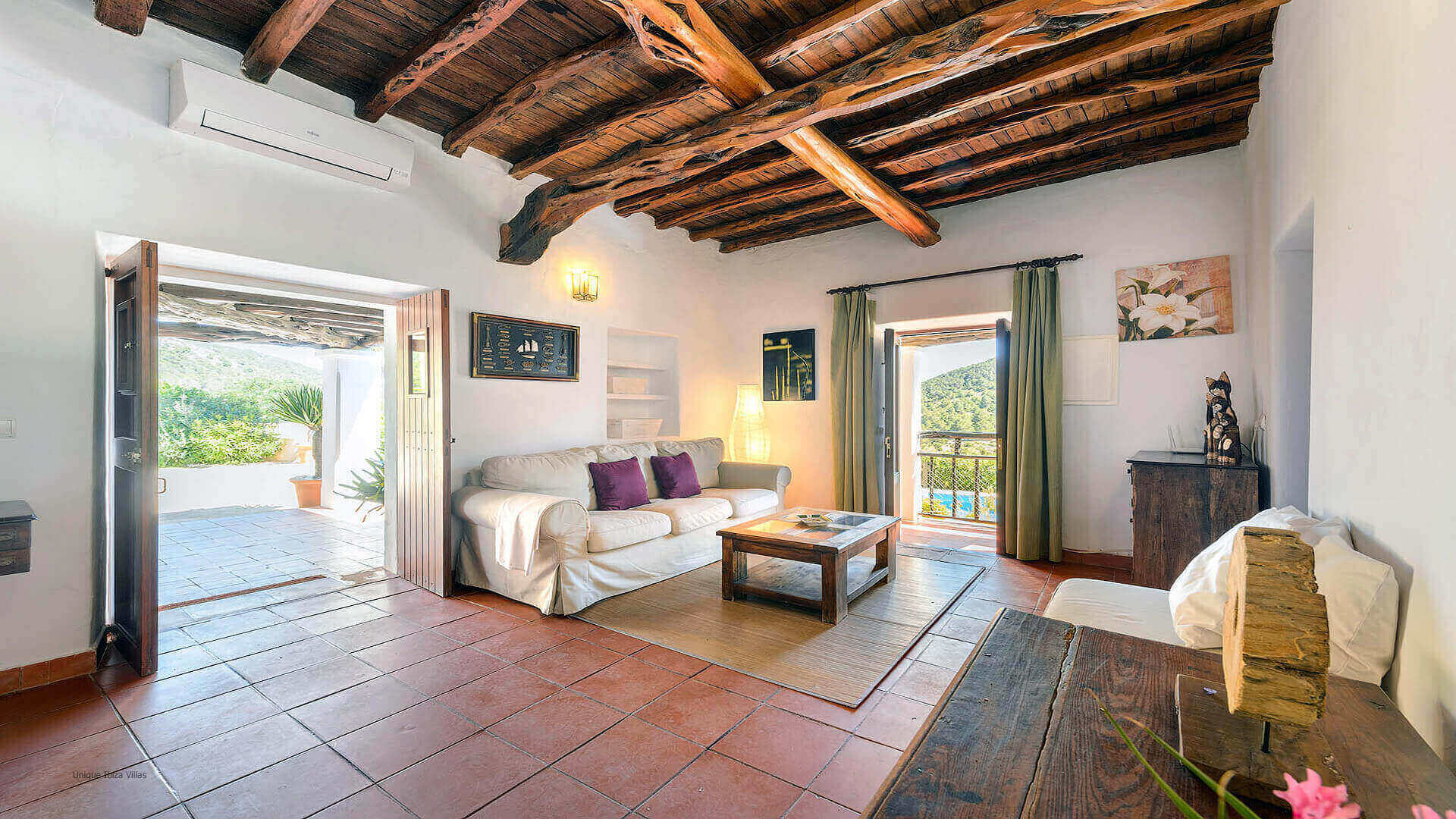 Villa Romero I Ibiza 34 Near Es Cubells