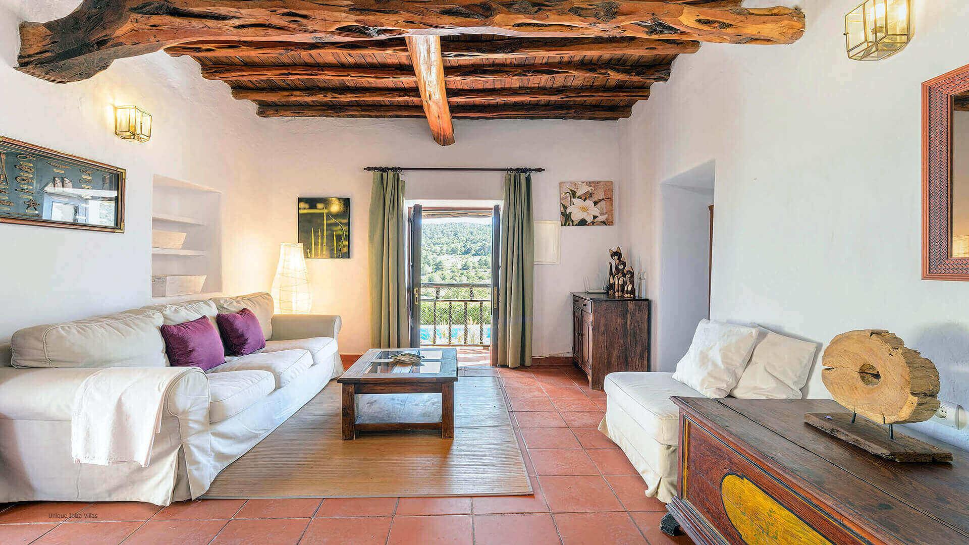 Villa Romero I Ibiza 35 Near Es Cubells