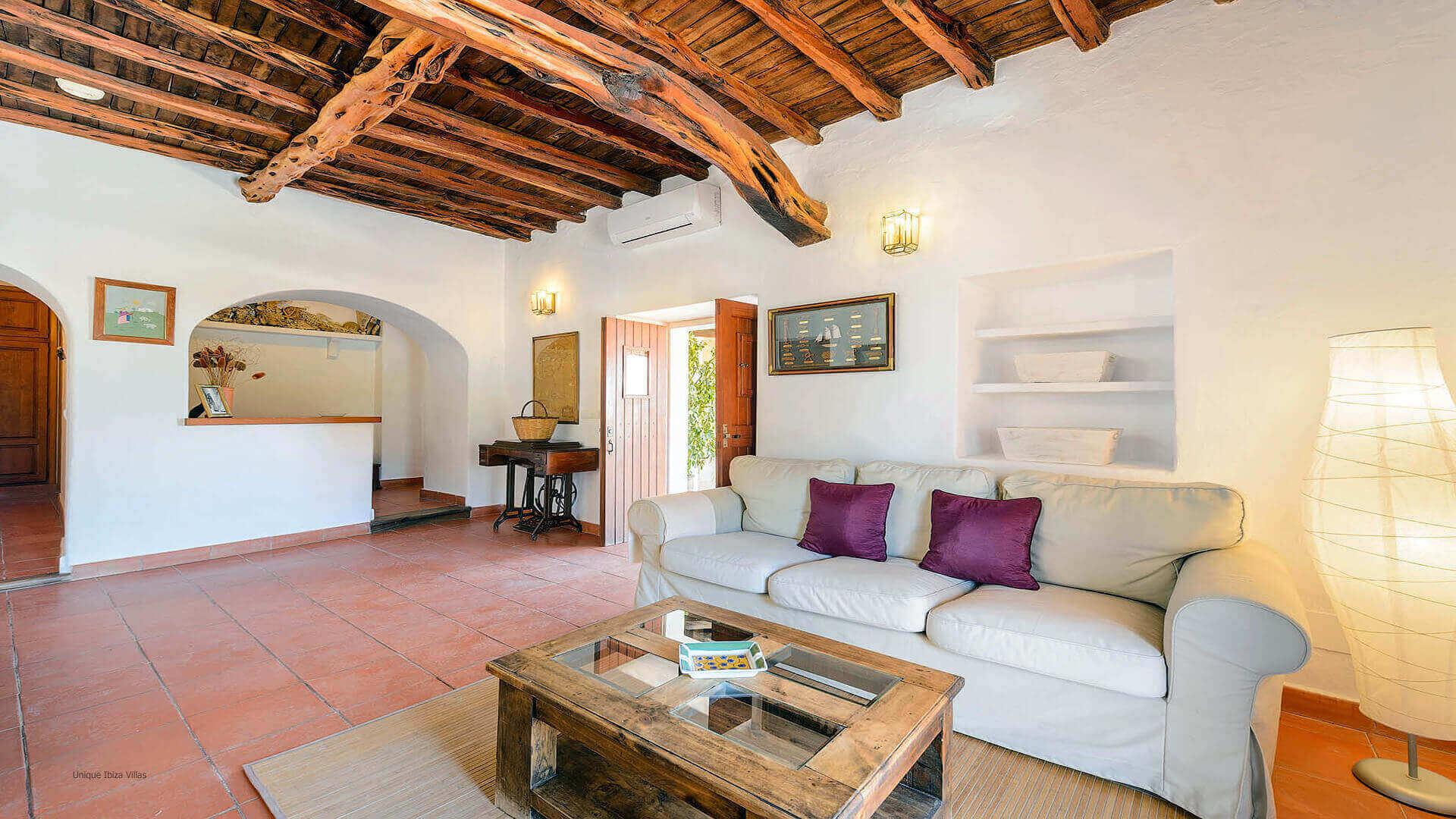Villa Romero I Ibiza 36 Near Es Cubells