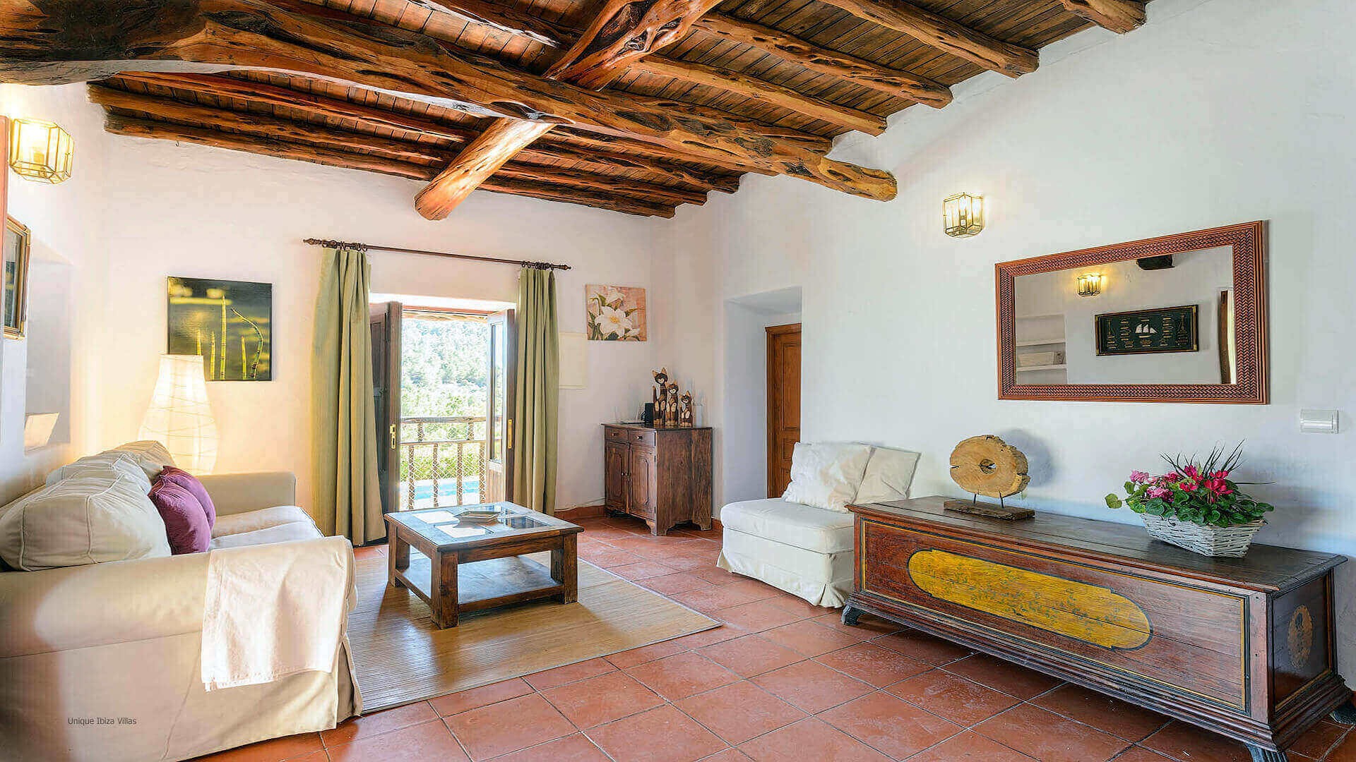 Villa Romero I Ibiza 37 Near Es Cubells