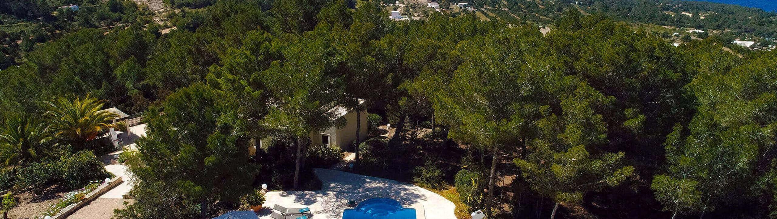 Villa Romero II Ibiza 1 Near Es Cubells