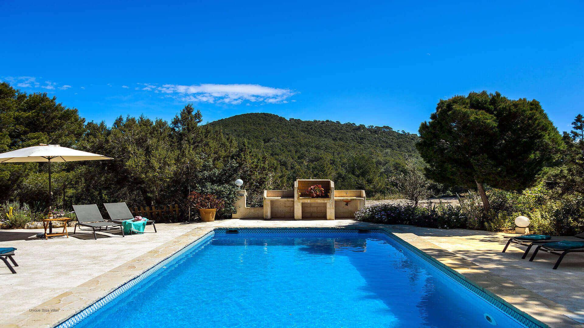 Villa Romero II Ibiza 2 Near Es Cubells