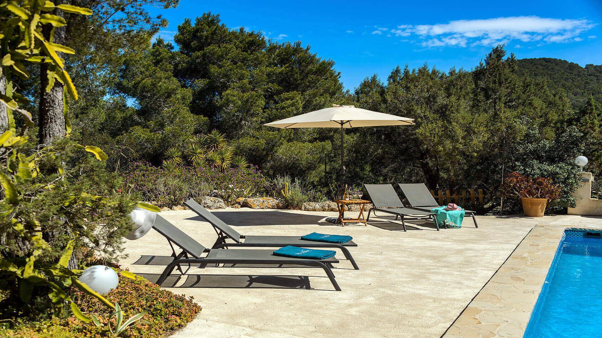 Villa Romero II Ibiza 3 Near Es Cubells