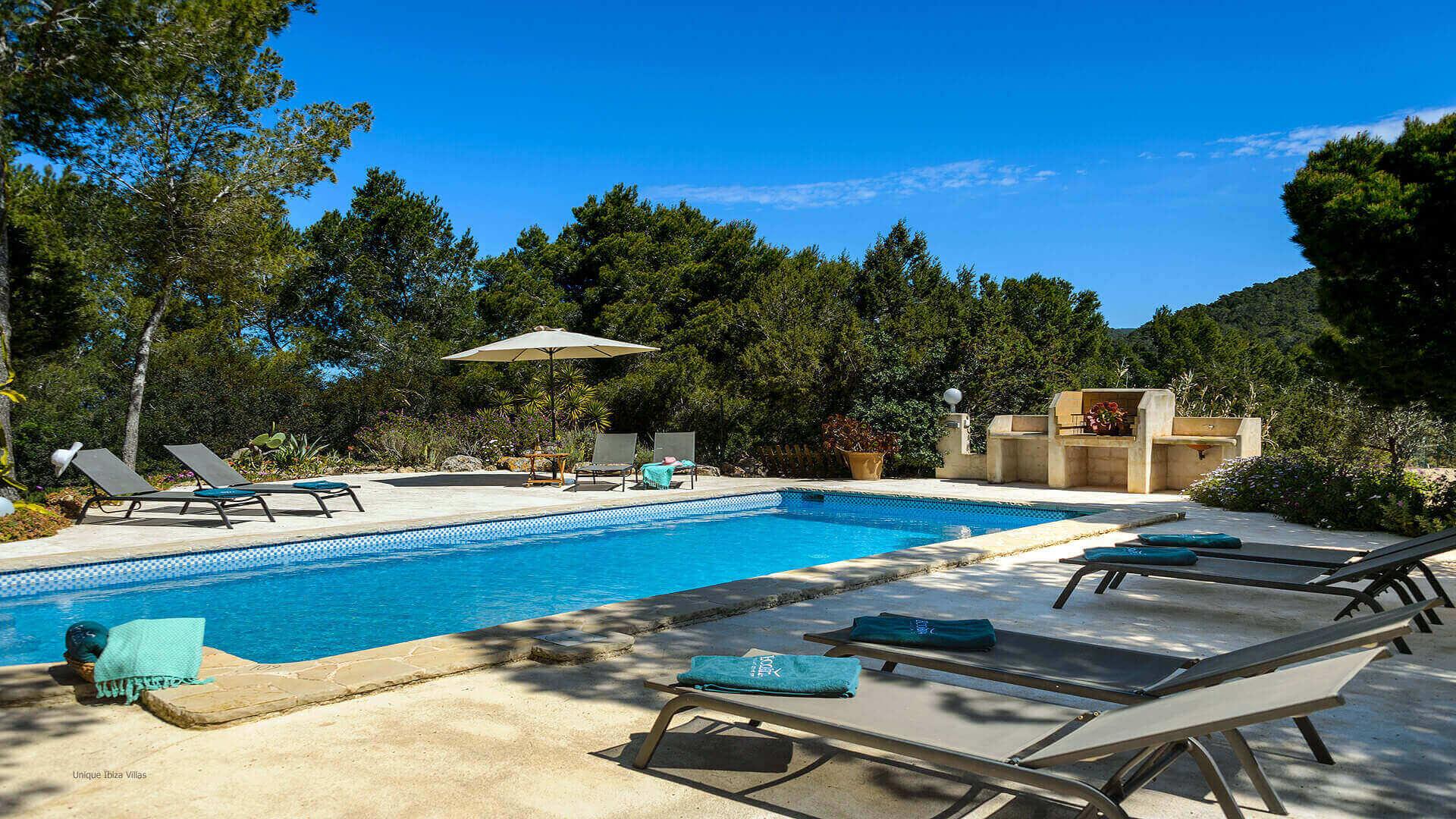Villa Romero II Ibiza 4 Near Es Cubells