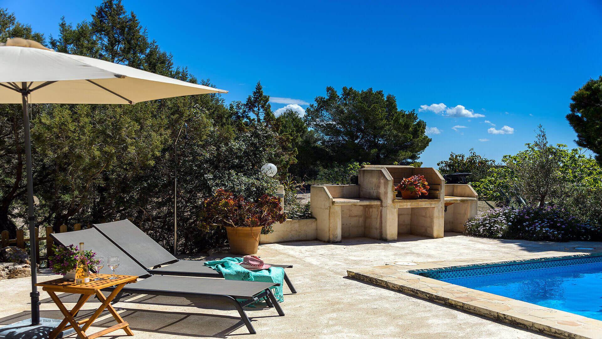 Villa Romero II Ibiza 7 Near Es Cubells