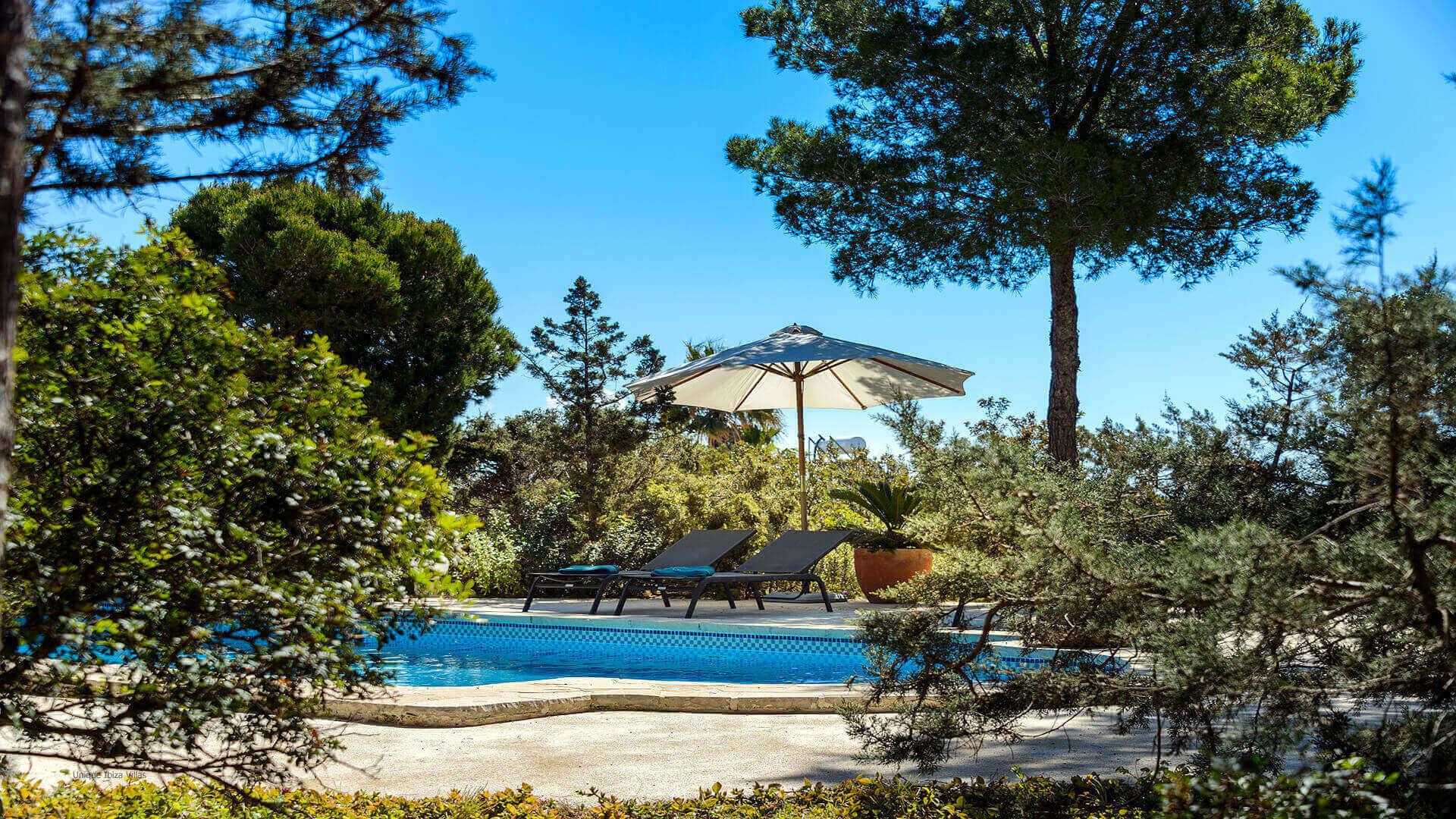 Villa Romero II Ibiza 10 Near Es Cubells