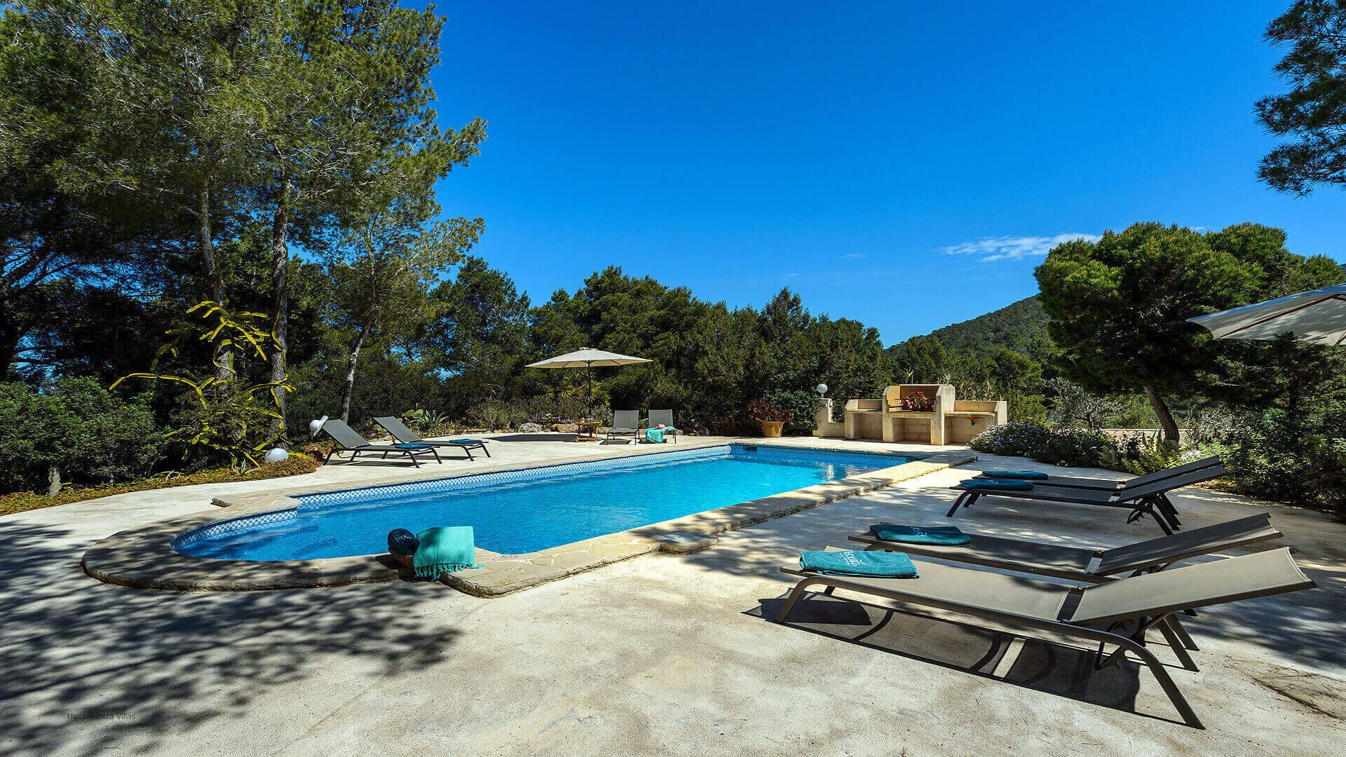 Villa Romero II Ibiza 11 Near Es Cubells