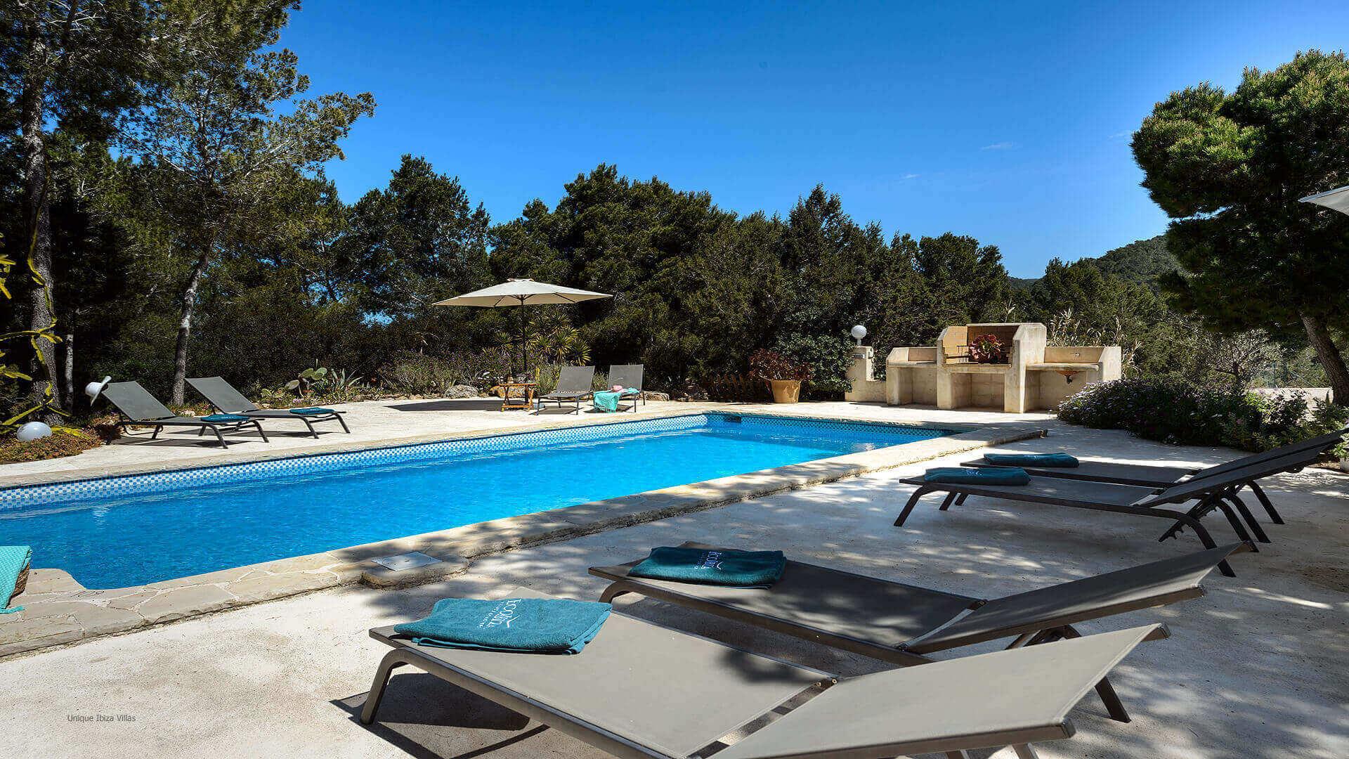 Villa Romero II Ibiza 12 Near Es Cubells