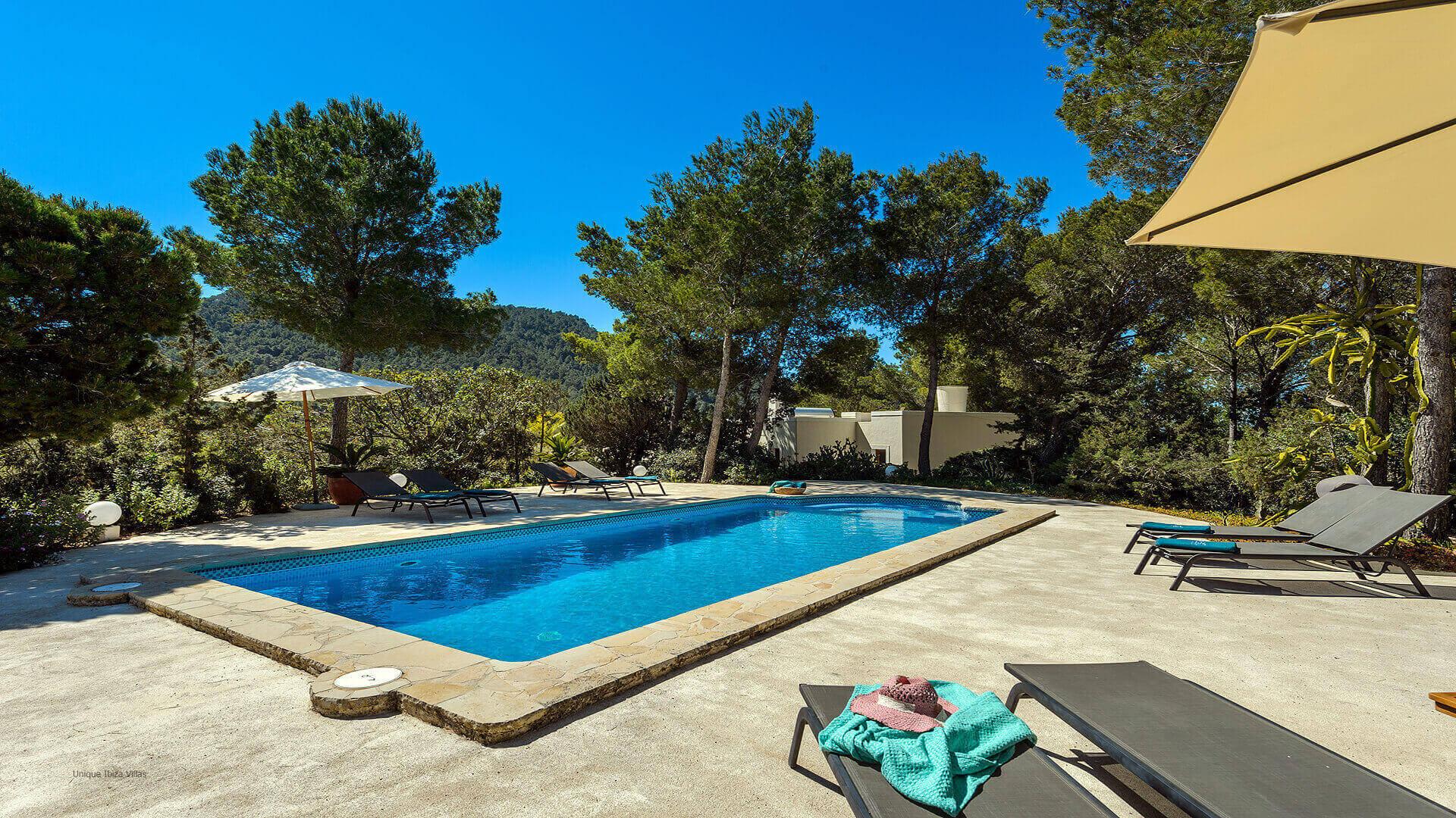 Villa Romero II Ibiza 13 Near Es Cubells