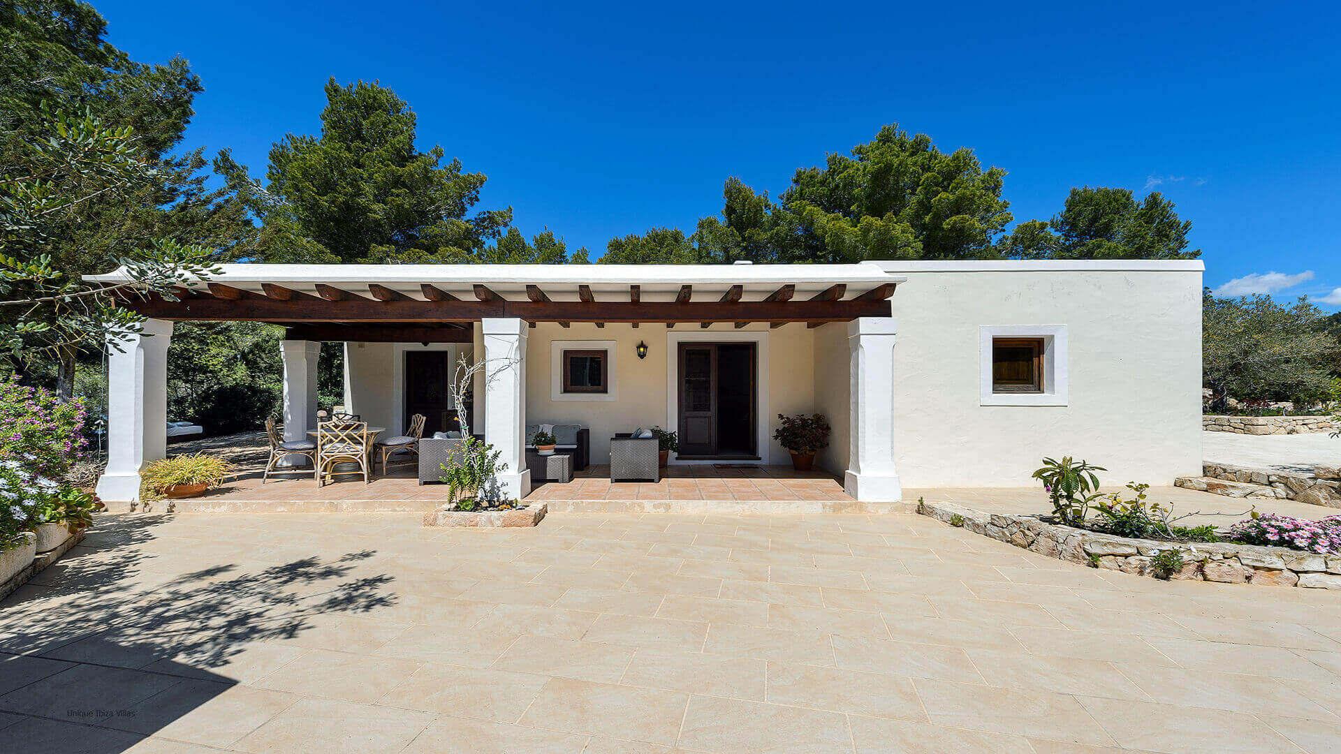 Villa Romero II Ibiza 14 Near Es Cubells