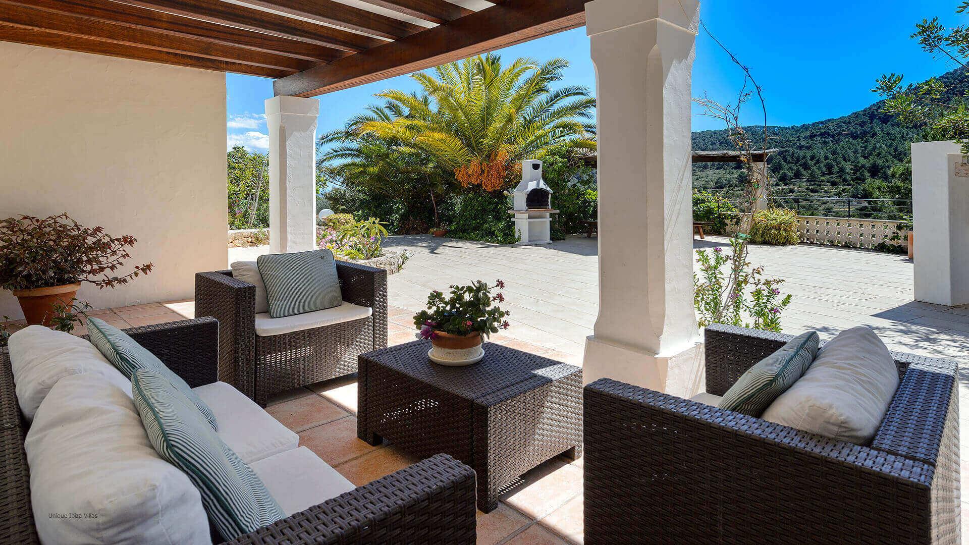 Villa Romero II Ibiza 17 Near Es Cubells