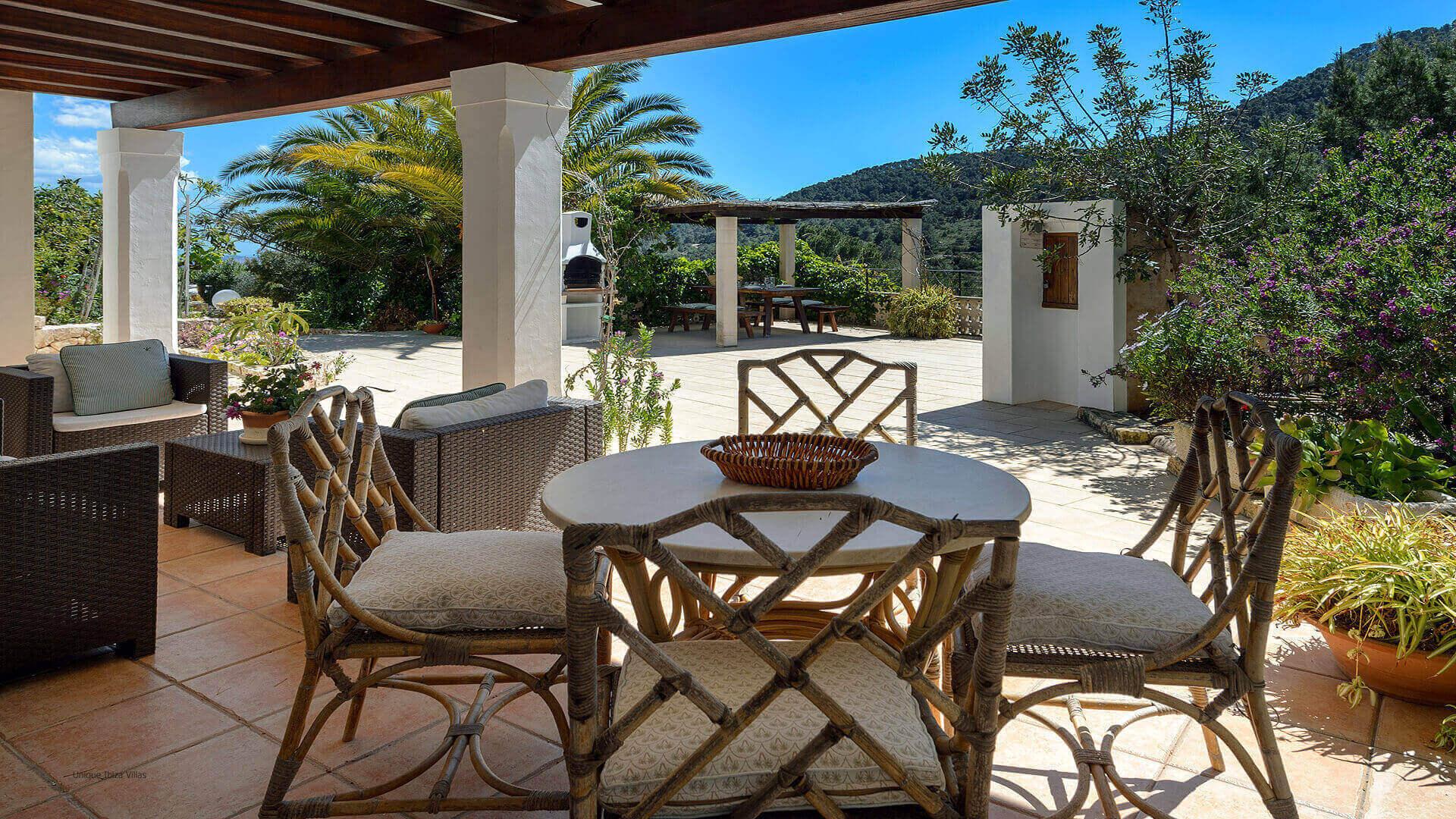Villa Romero II Ibiza 18 Near Es Cubells