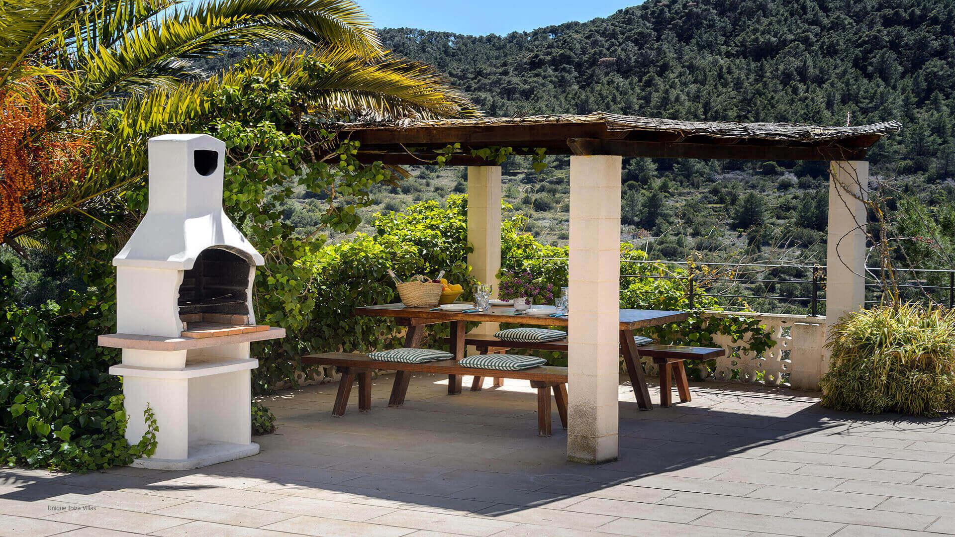 Villa Romero II Ibiza 19 Near Es Cubells