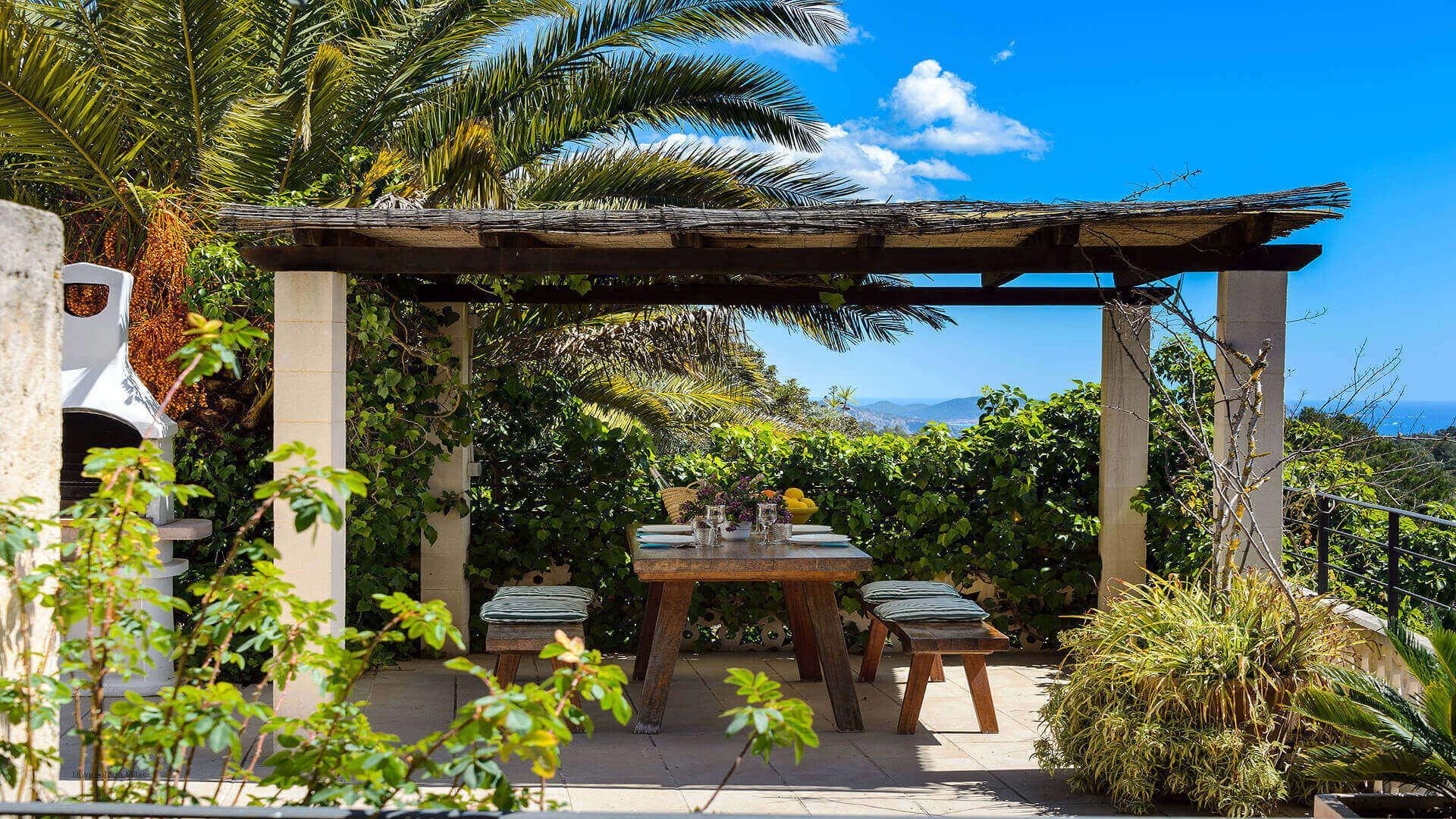 Villa Romero II Ibiza 20 Near Es Cubells