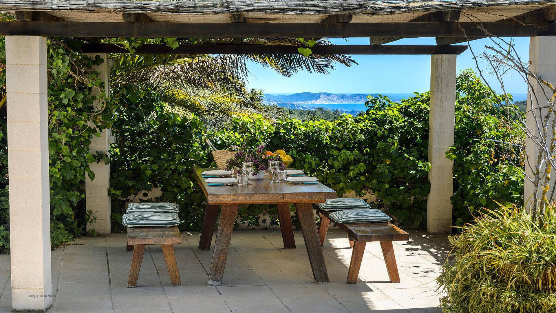 Villa Romero II Ibiza 21 Near Es Cubells