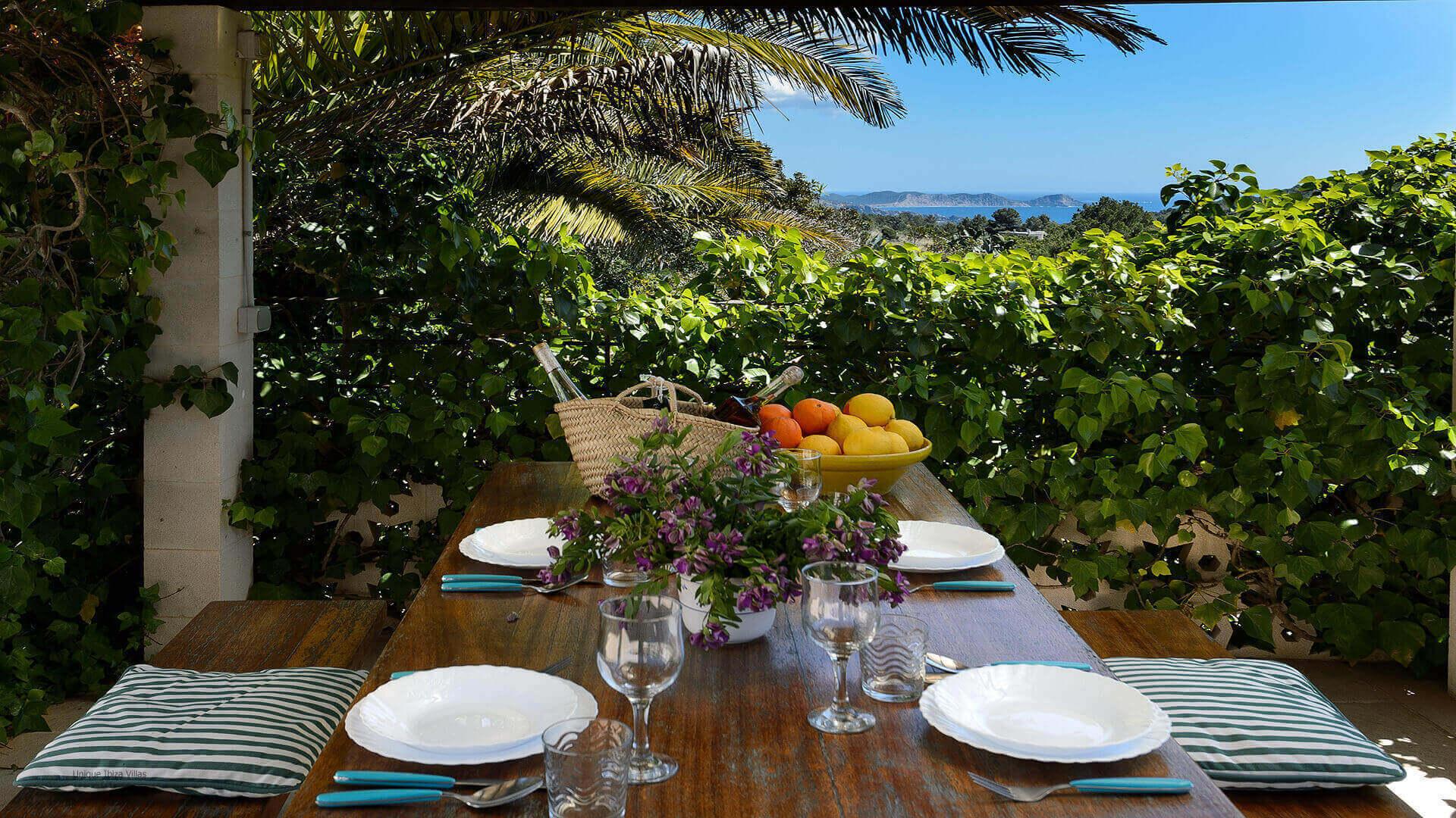Villa Romero II Ibiza 22 Near Es Cubells