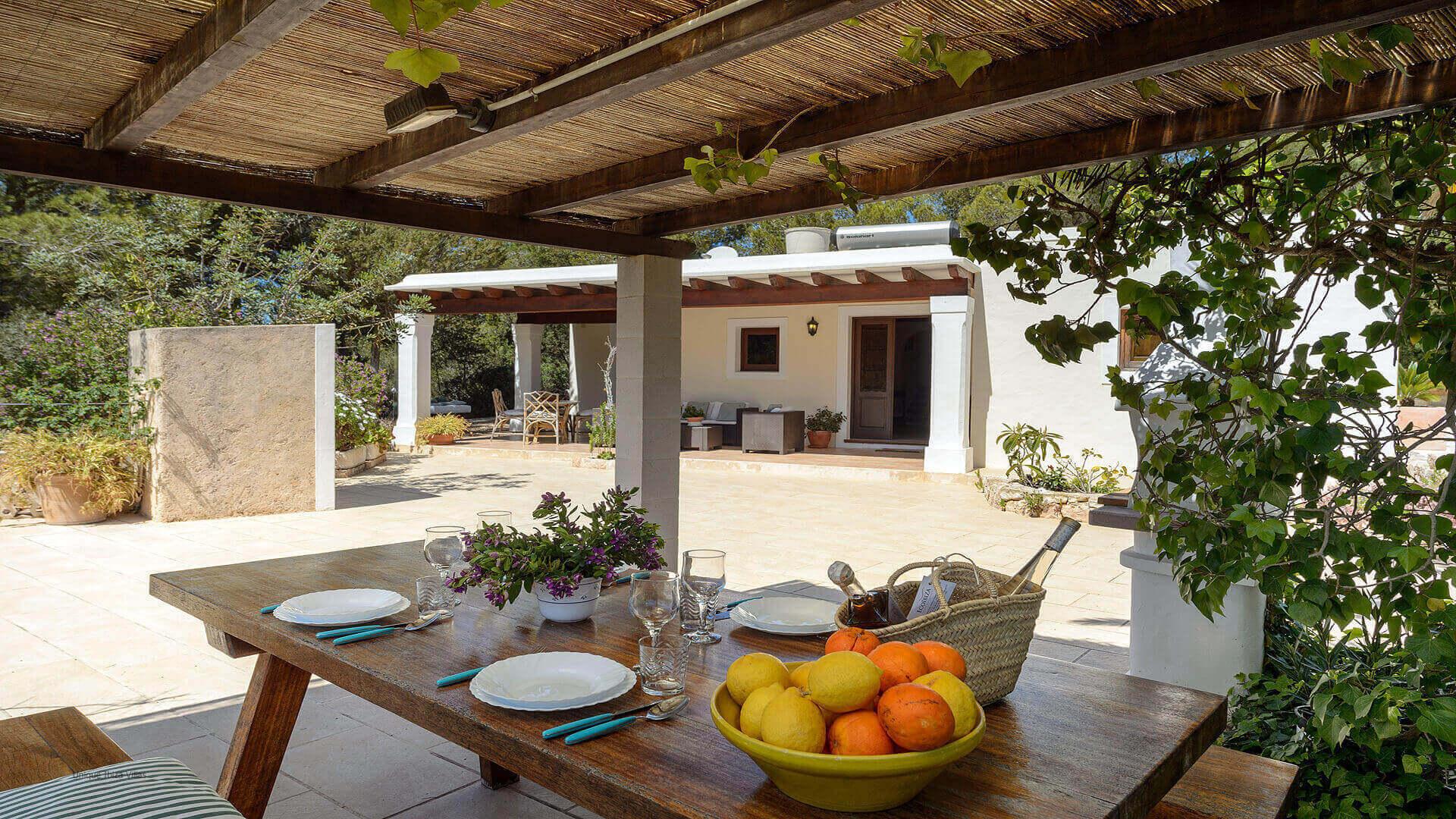 Villa Romero II Ibiza 23 Near Es Cubells