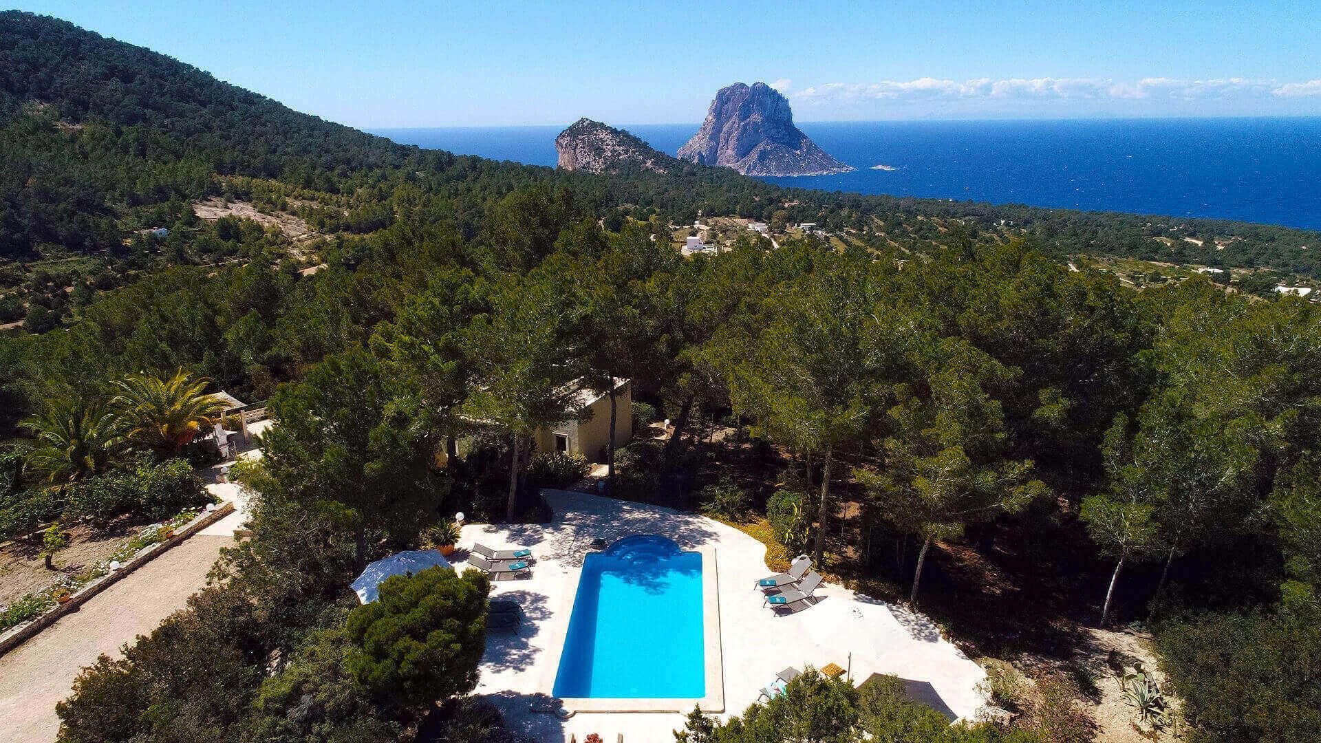 Villa Romero II Ibiza 26 Near Es Cubells
