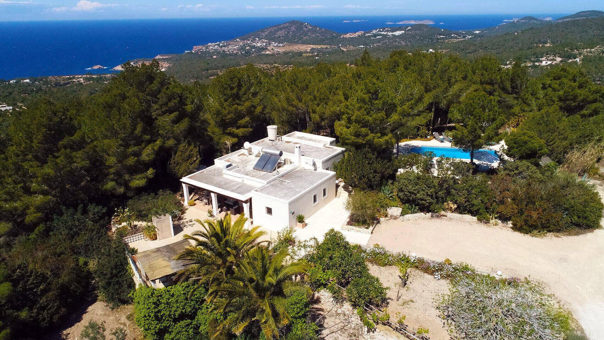 Villa Romero II Ibiza 27 Near Es Cubells