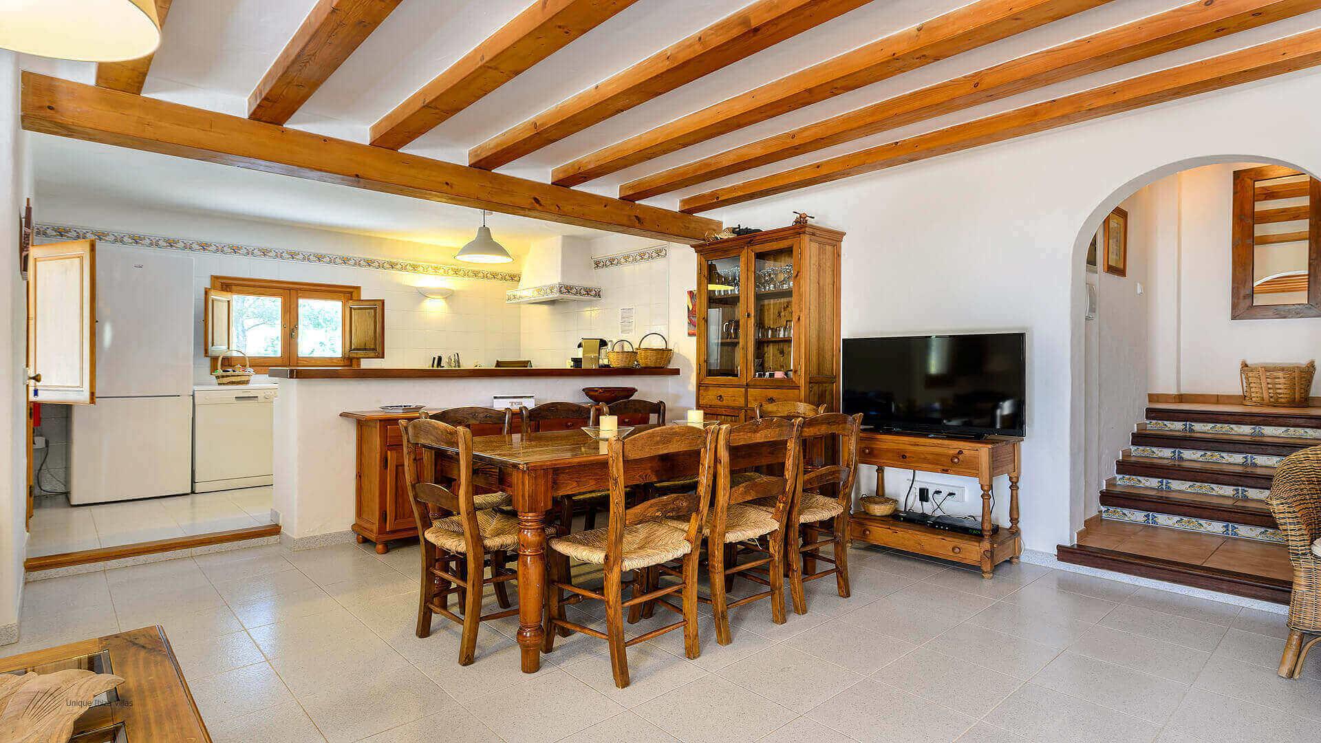 Villa Romero II Ibiza 30 Near Es Cubells