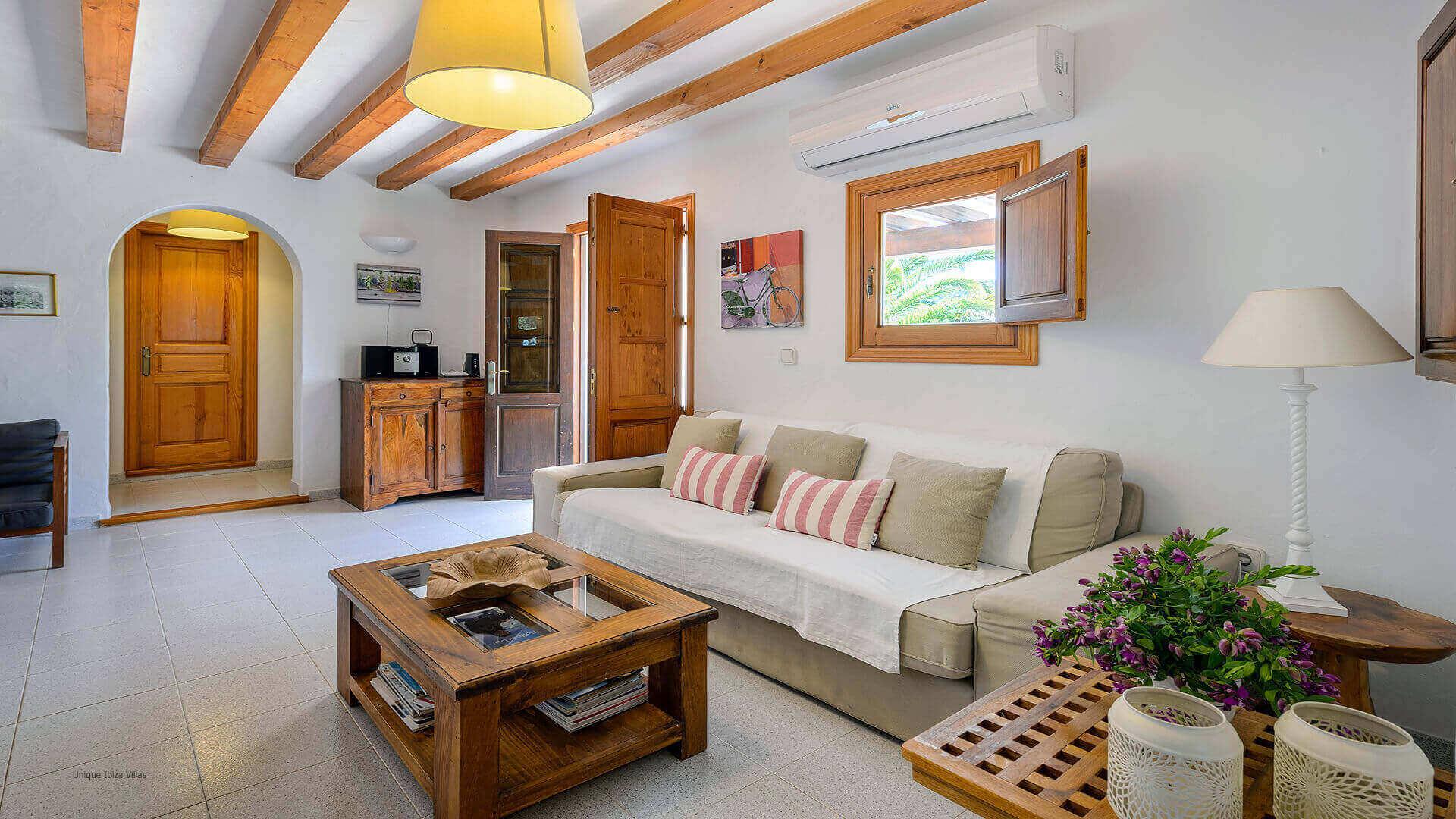 Villa Romero II Ibiza 32 Near Es Cubells