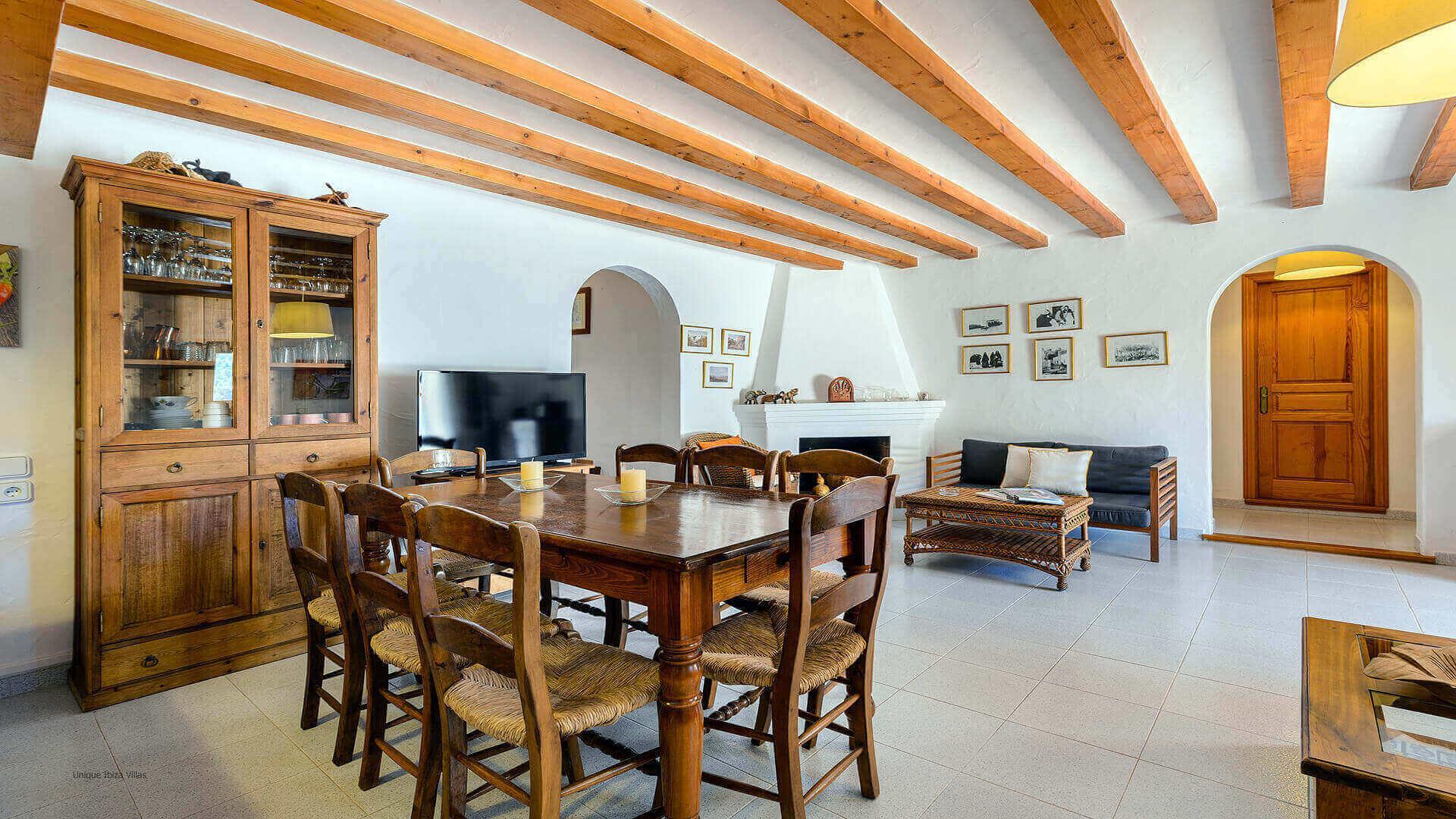 Villa Romero II Ibiza 33 Near Es Cubells