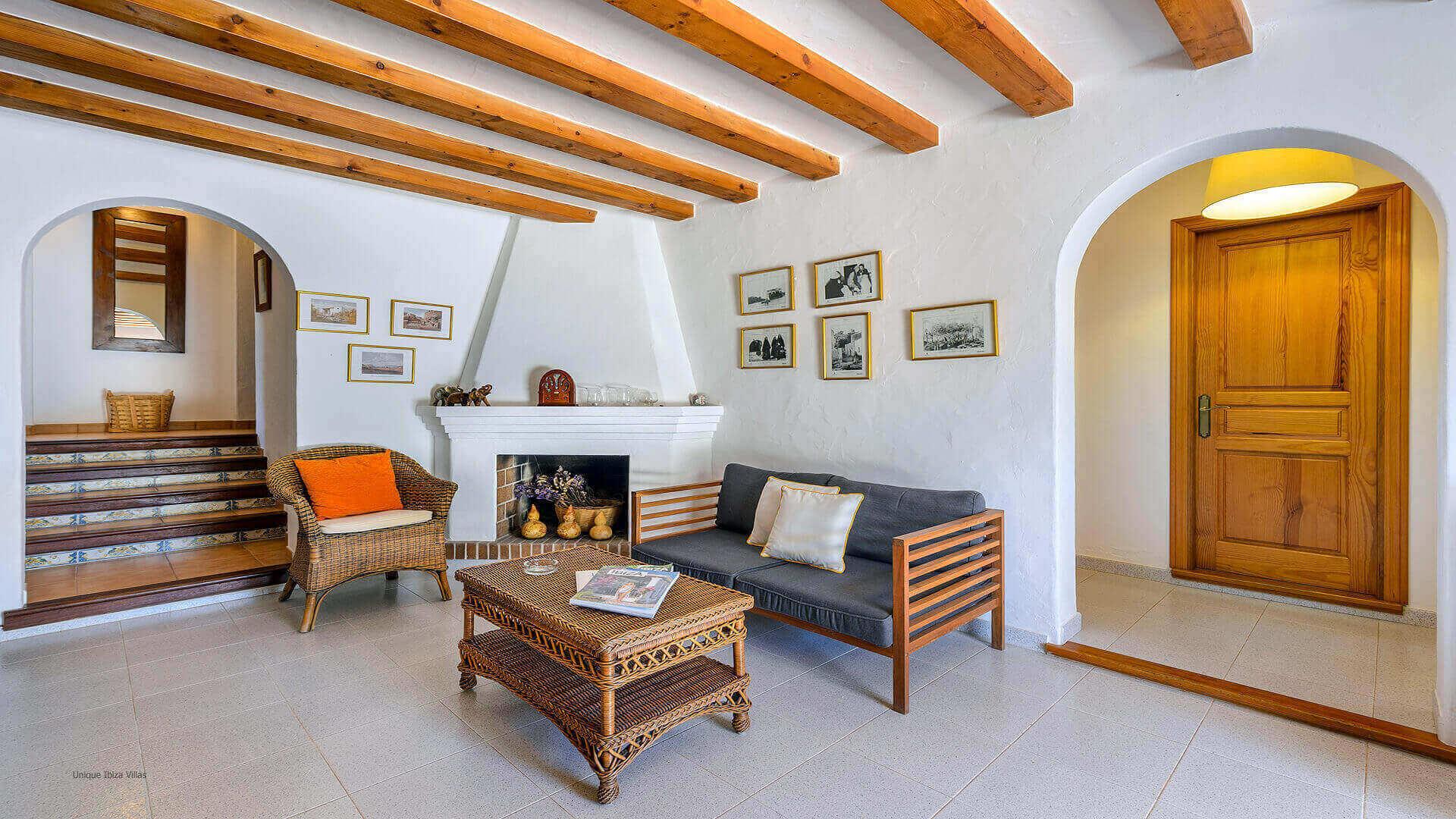 Villa Romero II Ibiza 34 Near Es Cubells
