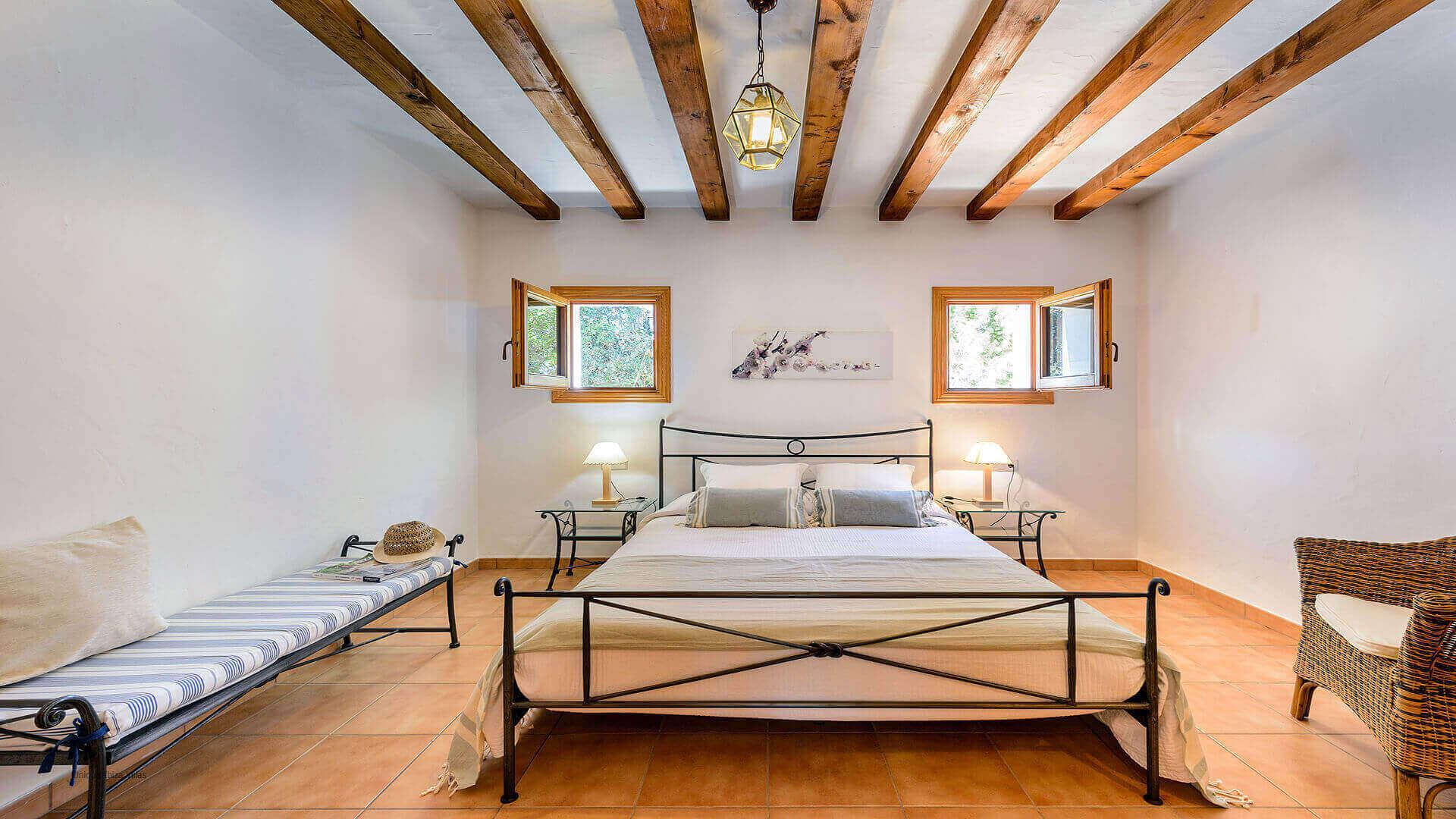 Villa Romero II Ibiza 35 Bedroom 1