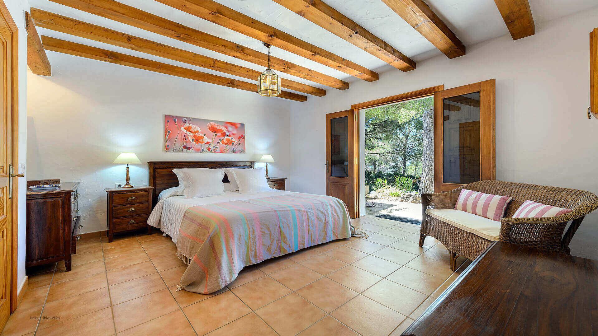Villa Romero II Ibiza 45 Bedroom 4