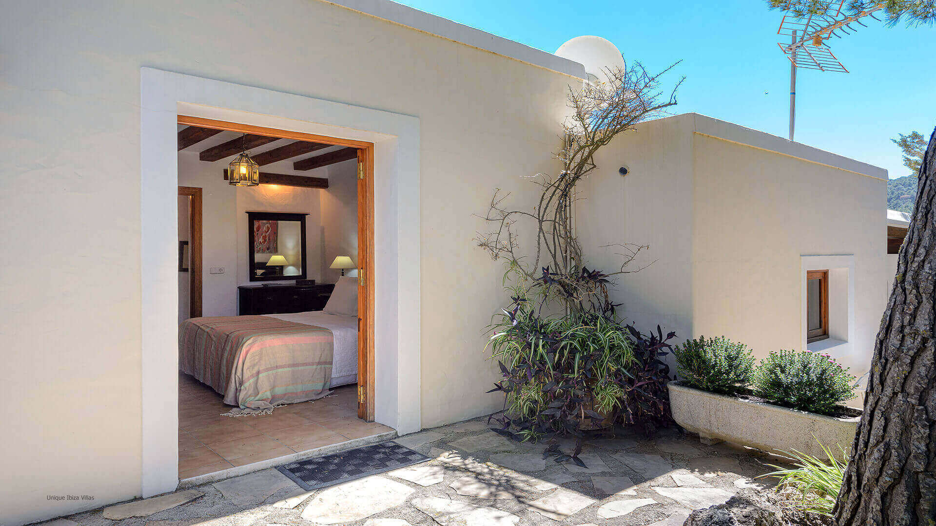 Villa Romero II Ibiza 49 Bedroom 4 Terrace