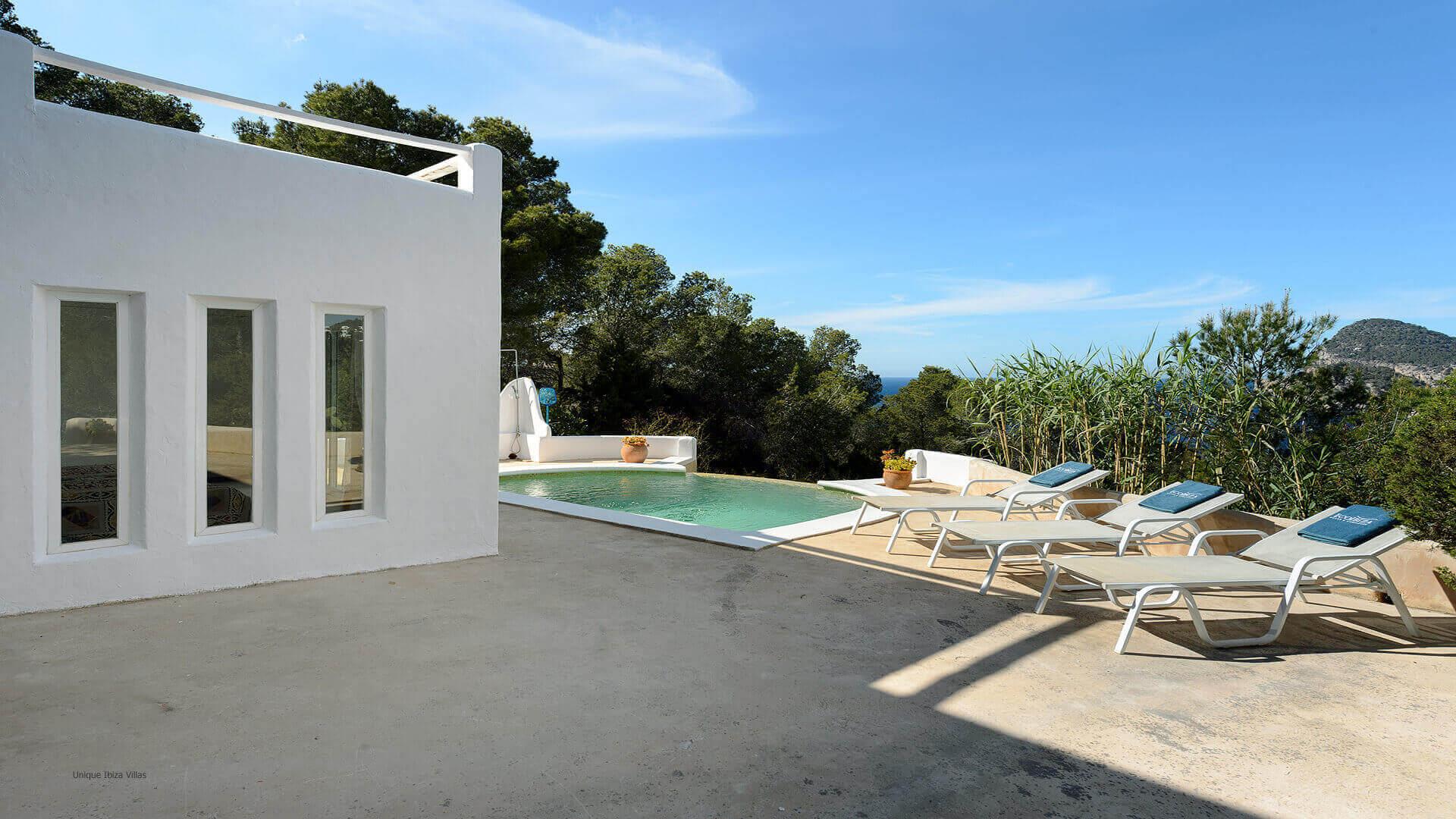 Villa Cala Salada Ibiza 12