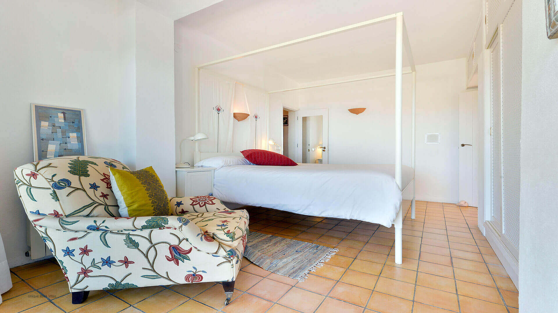 Villa Cala Salada Ibiza 32 Bedroom 1