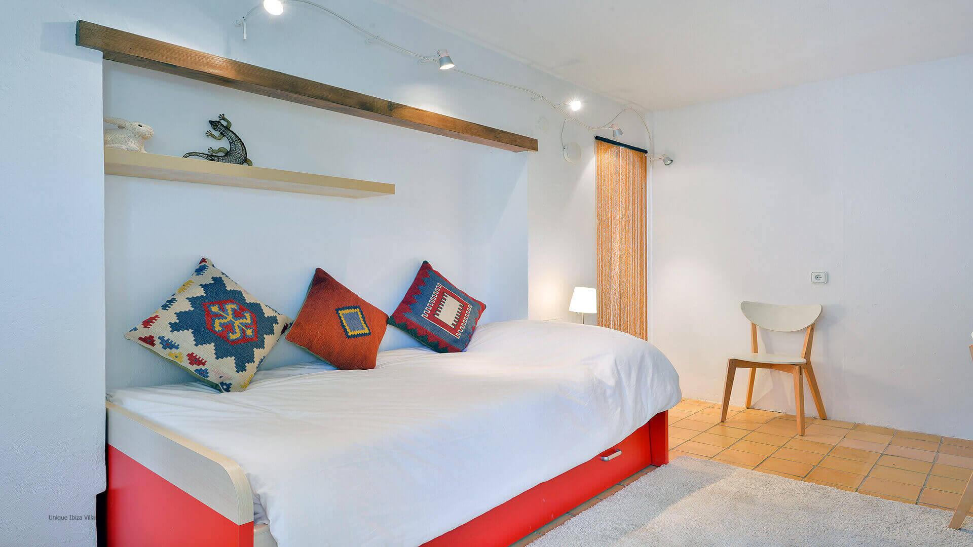 Villa Cala Salada Ibiza 36 Bedroom 2
