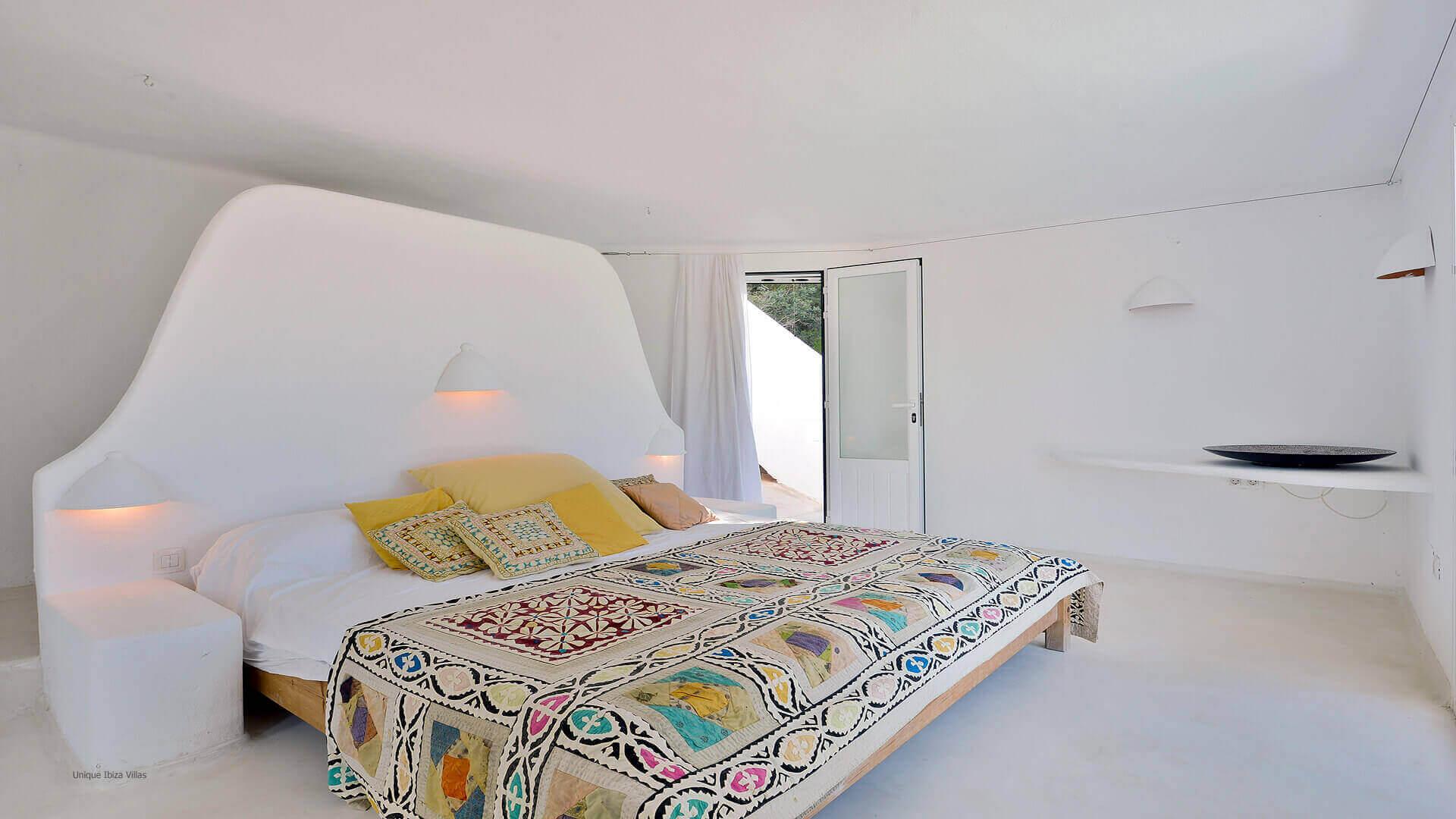 Villa Cala Salada Ibiza 40 Bedroom 3