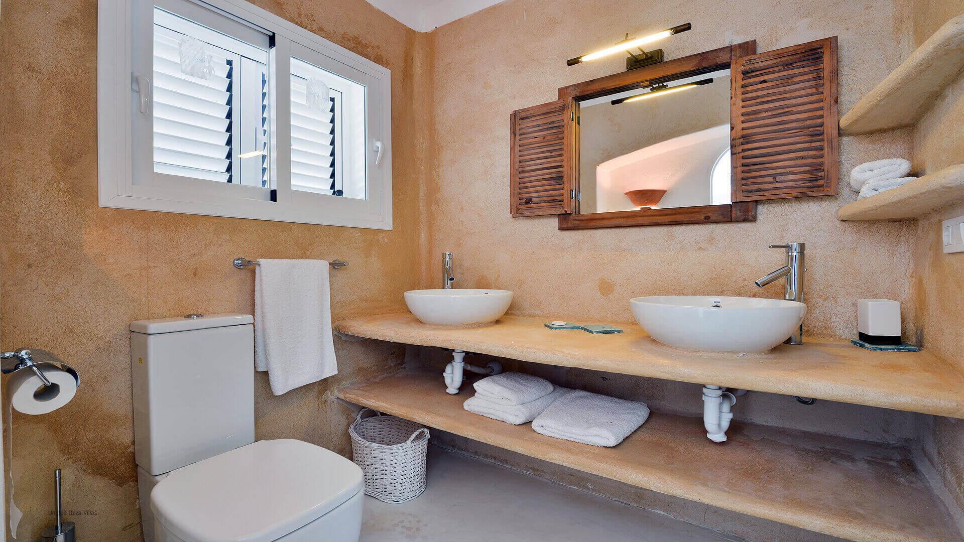 Villa Cala Salada Ibiza 42 Bedroom 3 En Suite