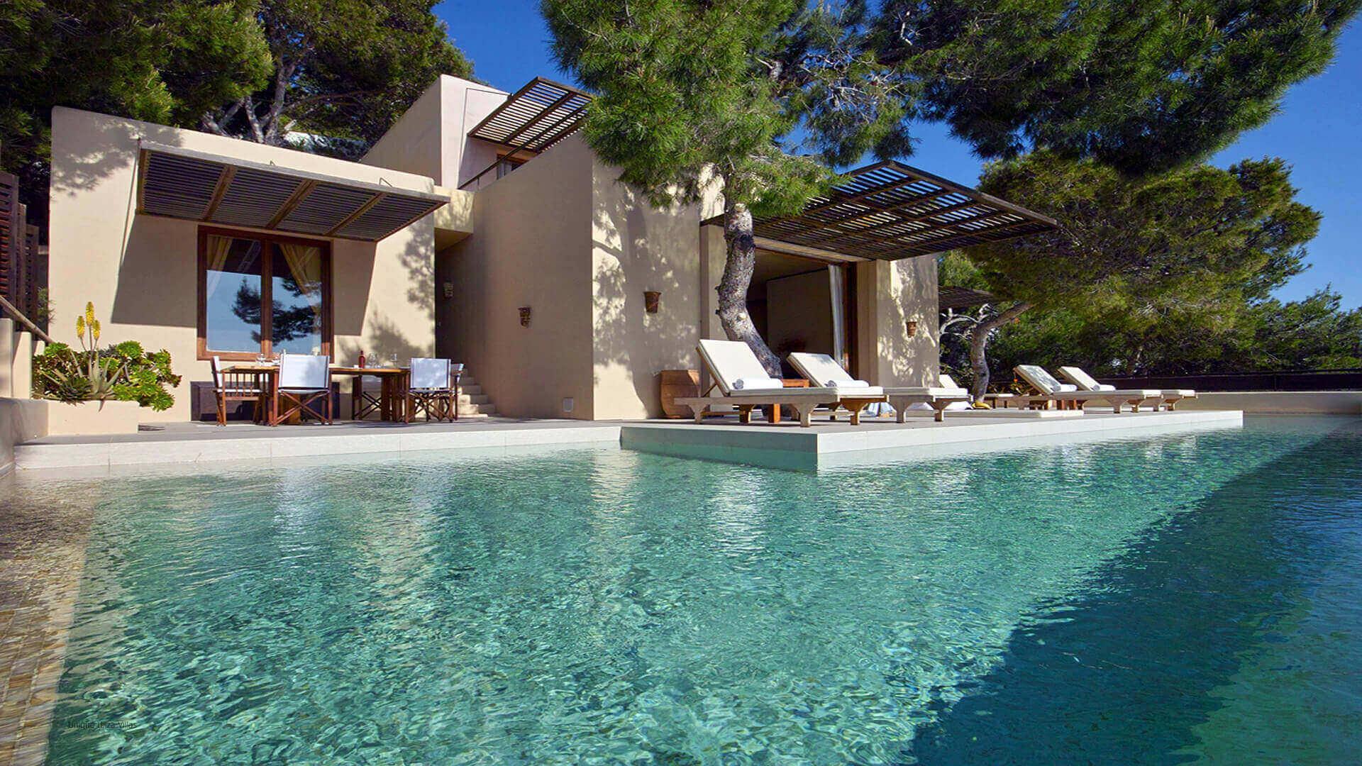 Villa Mint Ibiza 2 Cala Salada
