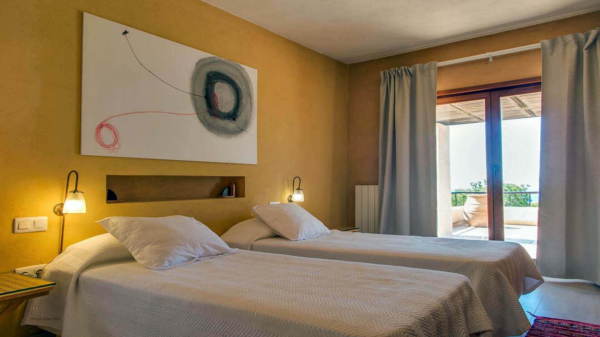 Villa Mint Ibiza 22 Bedroom 2
