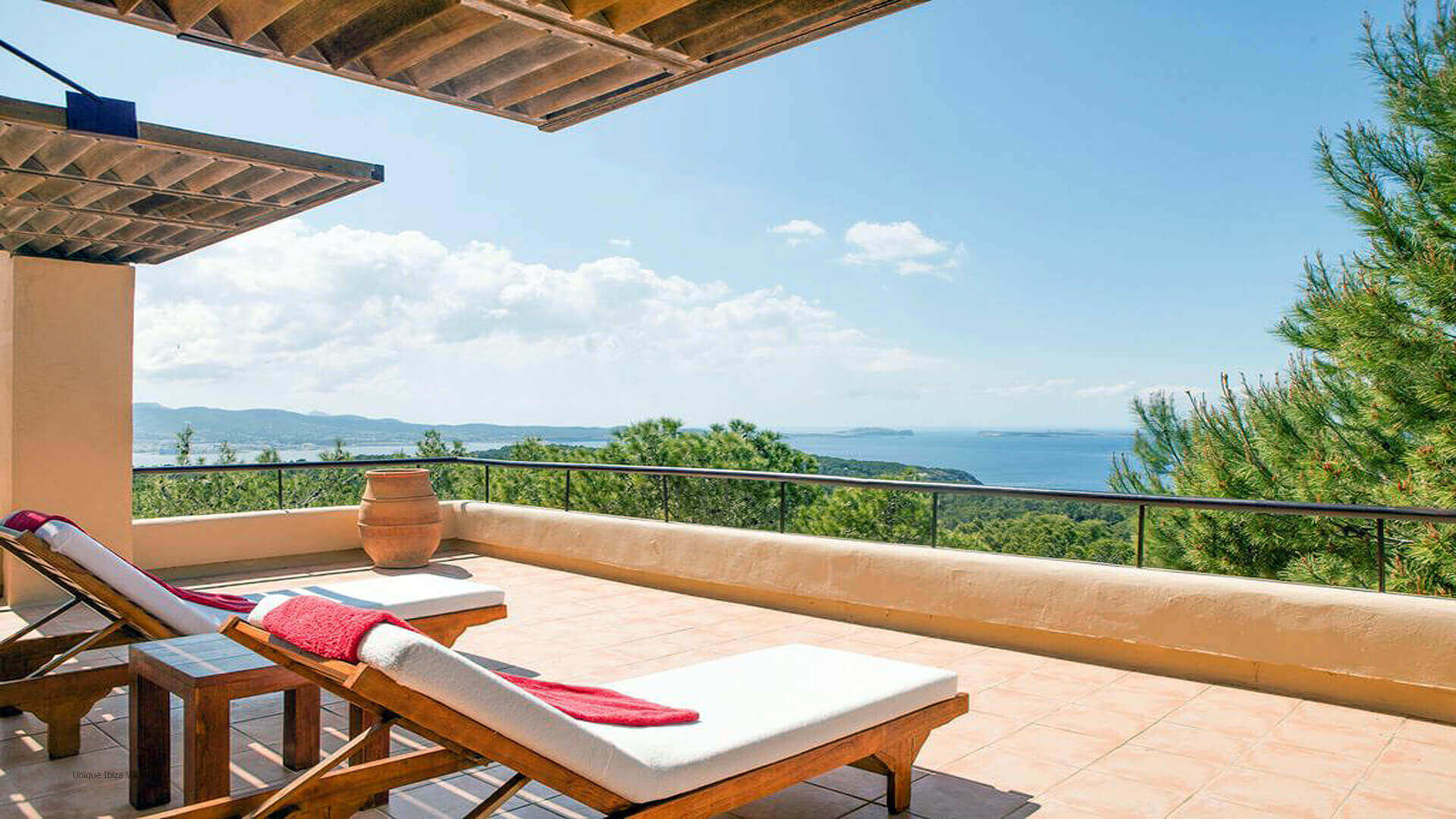 Villa Mint Ibiza 24 Terrace