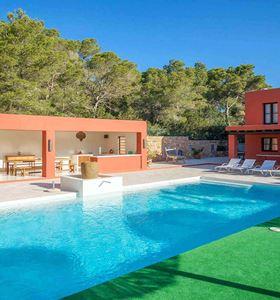 Casa Roja Ibiza 1 Cala Vadella