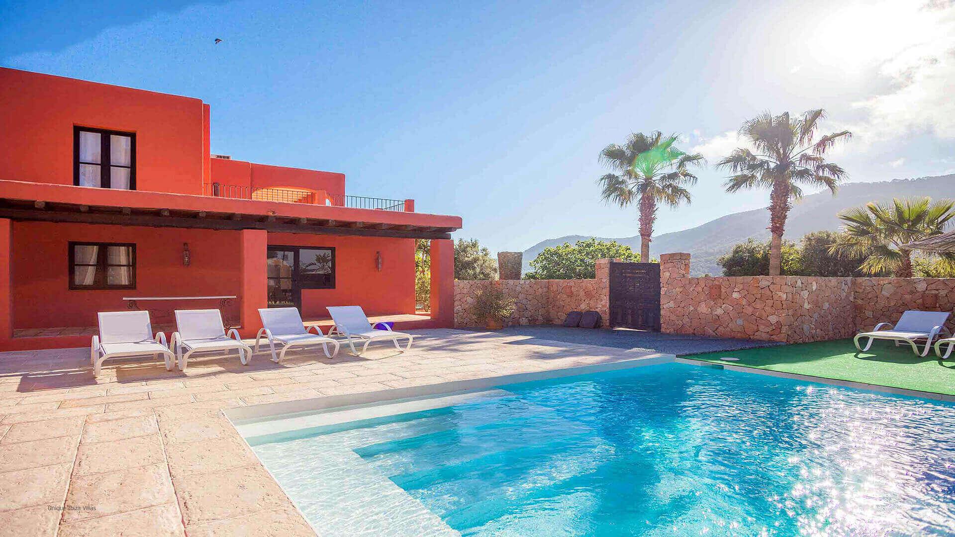 Casa Roja Ibiza 2 Cala Vadella